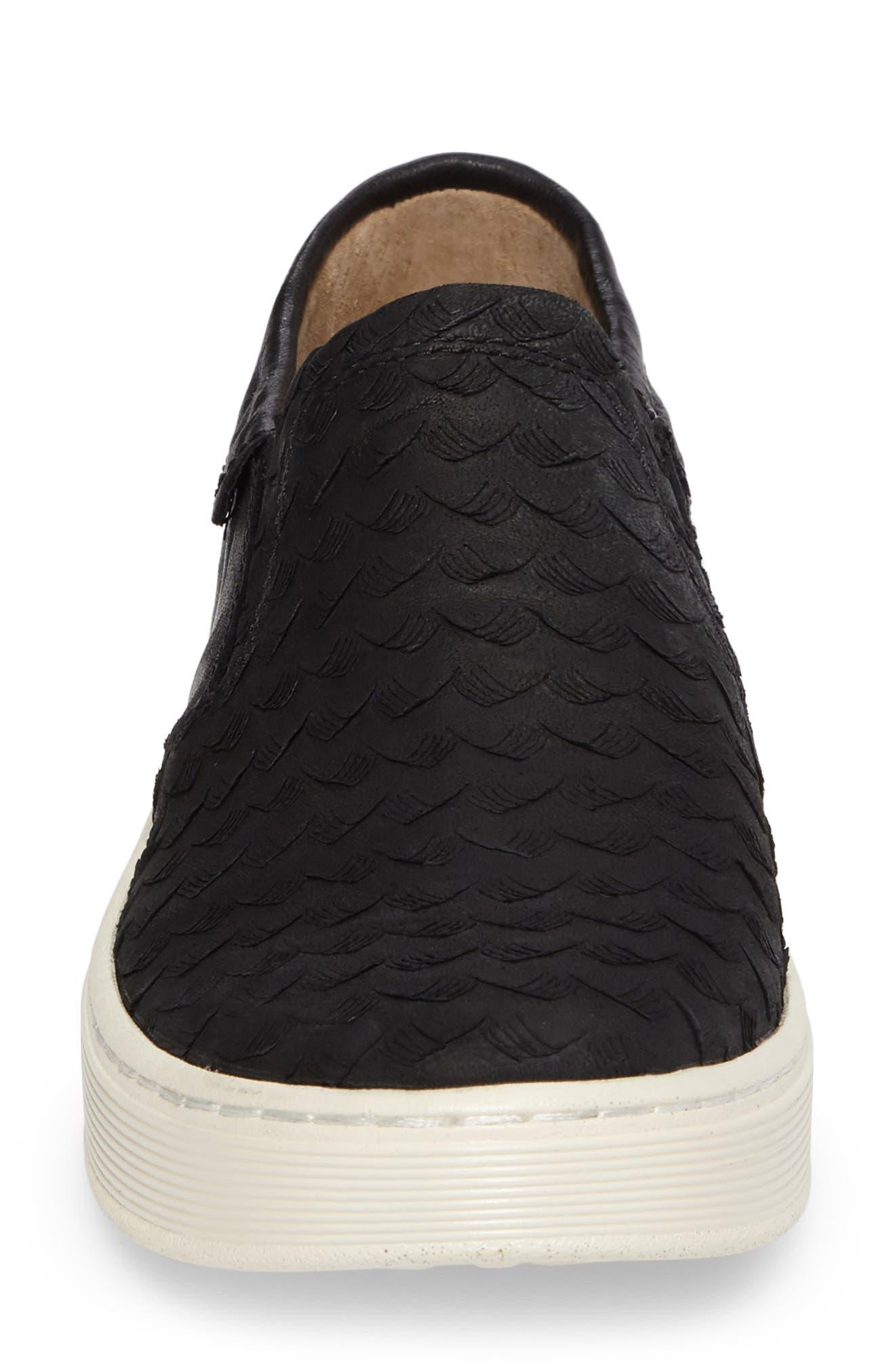 Somers II Slip-on Sneaker,                             Alternate thumbnail 4, color,                             002