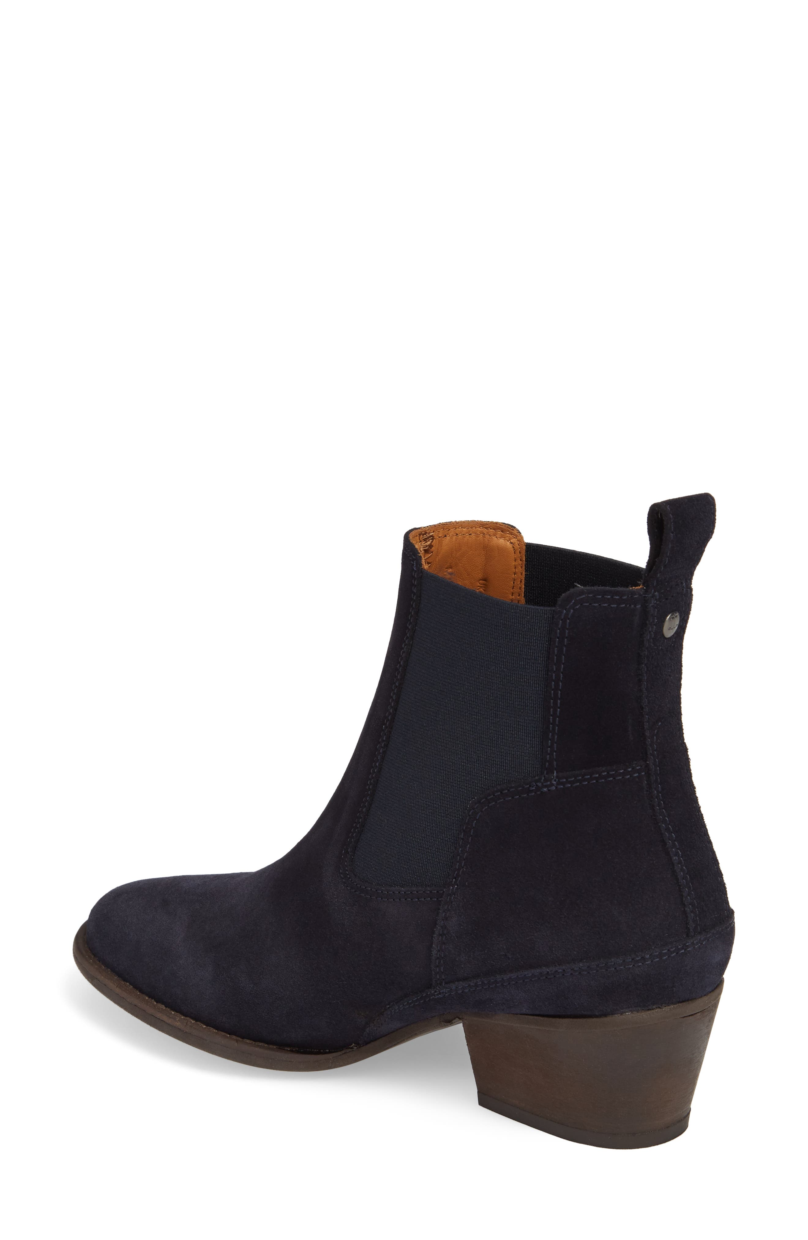 Original Refined Water Resistant Chelsea Boot,                             Alternate thumbnail 4, color,