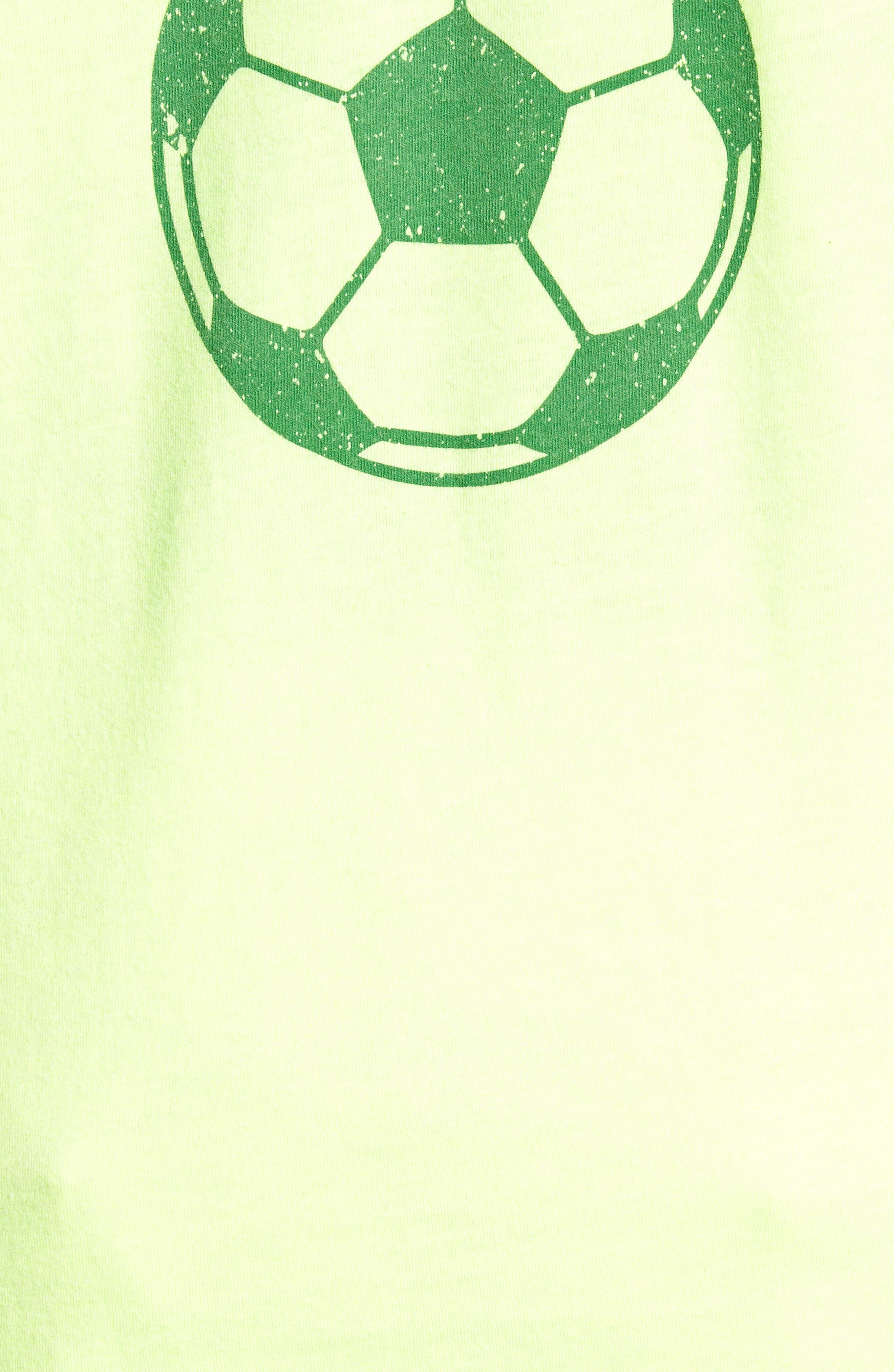 Brasil Futbol T-Shirt,                             Alternate thumbnail 5, color,                             700