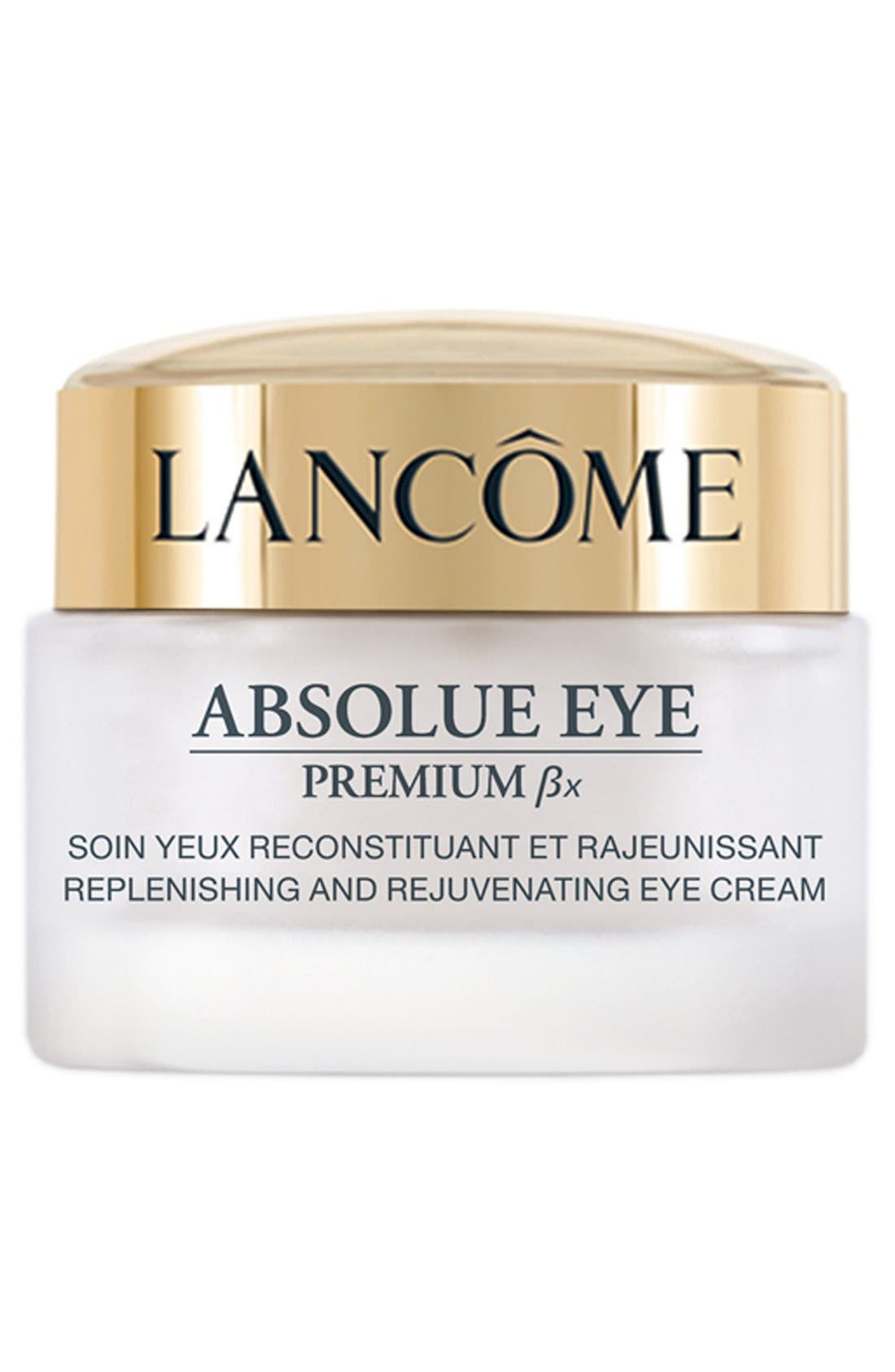 Absolue Premium Bx Eye Cream,                             Main thumbnail 1, color,                             NO COLOR