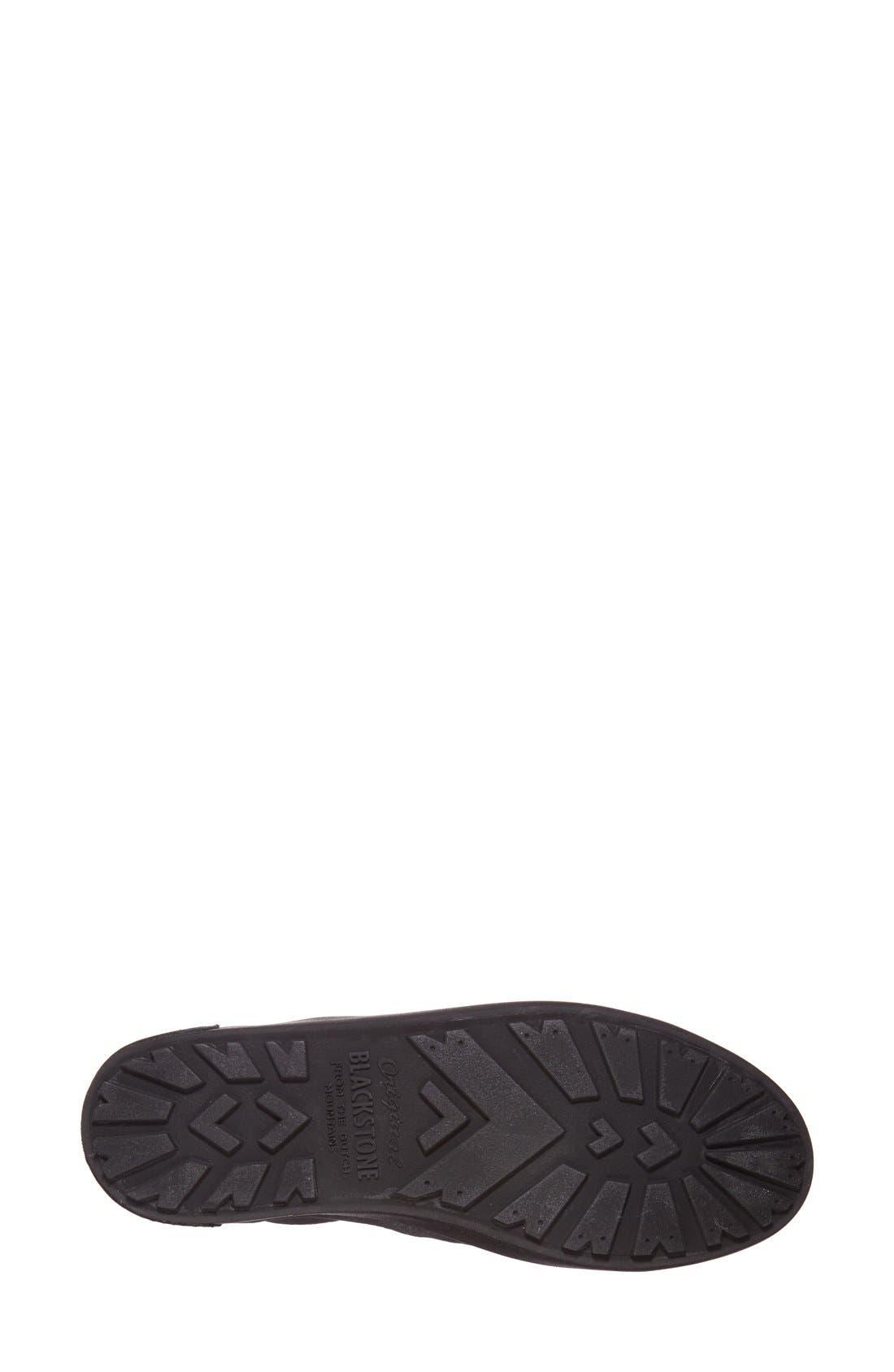 BLACKSTONE,                             'JL17' Sneaker,                             Alternate thumbnail 4, color,                             BLACK METALLIC