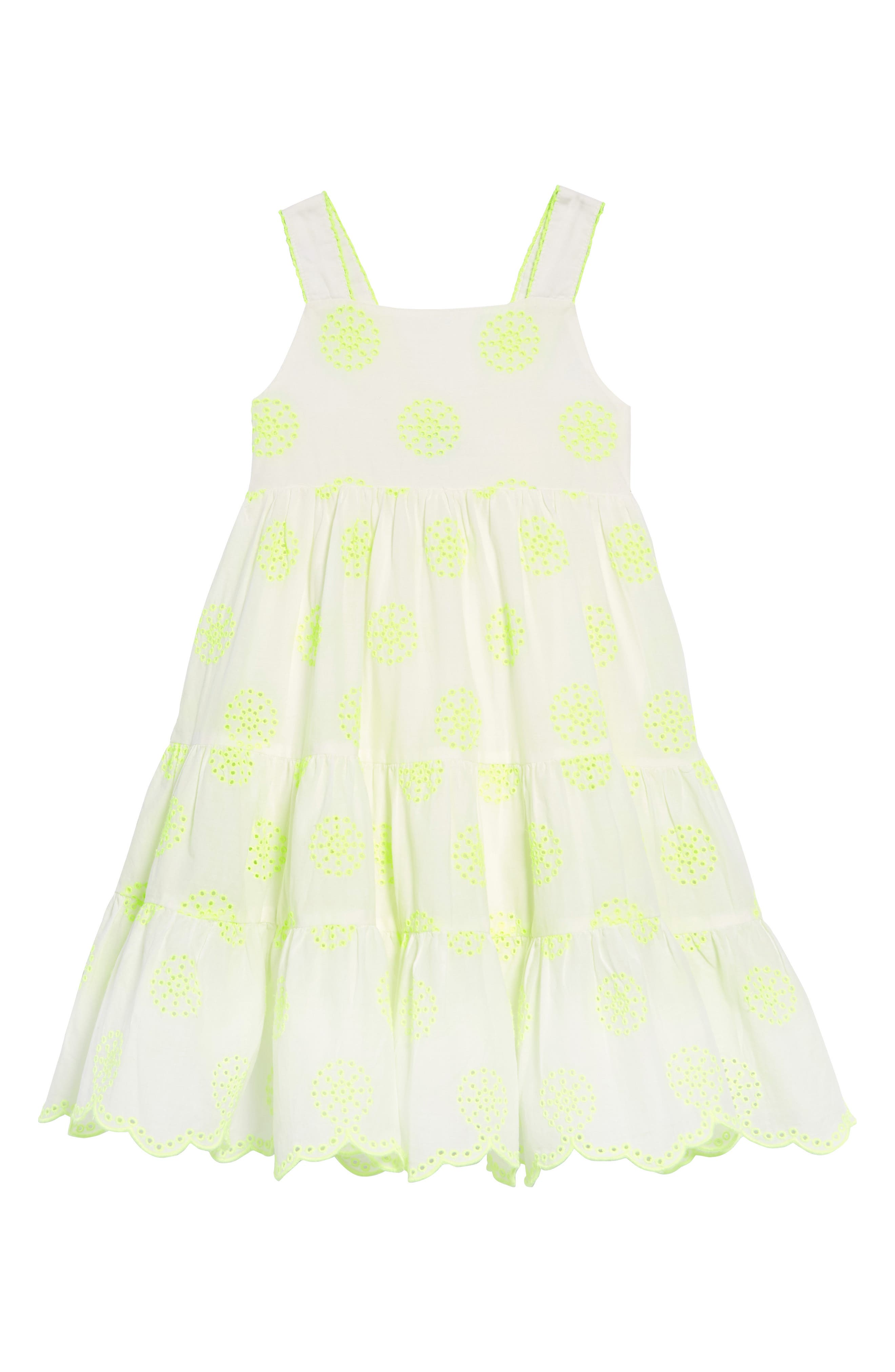 Twirly Tiered Dress,                             Main thumbnail 1, color,