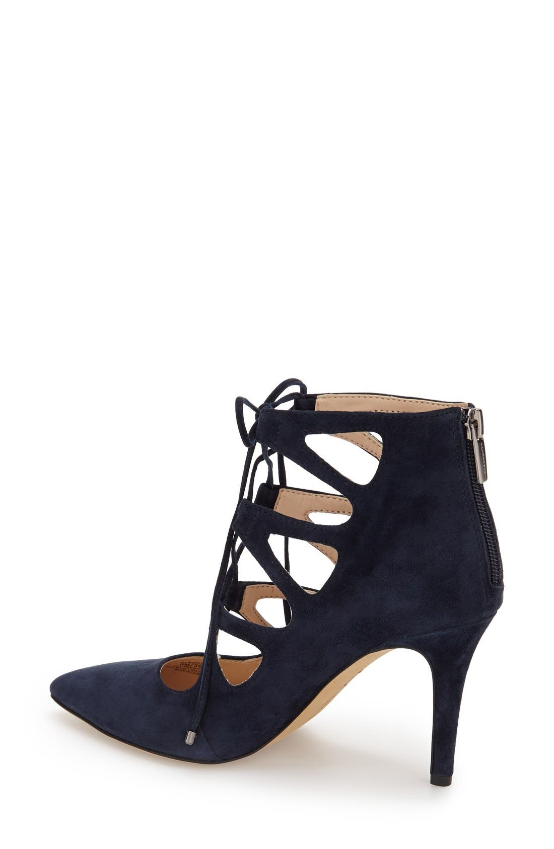 'Bodell' Lace Up Pump,                             Alternate thumbnail 9, color,