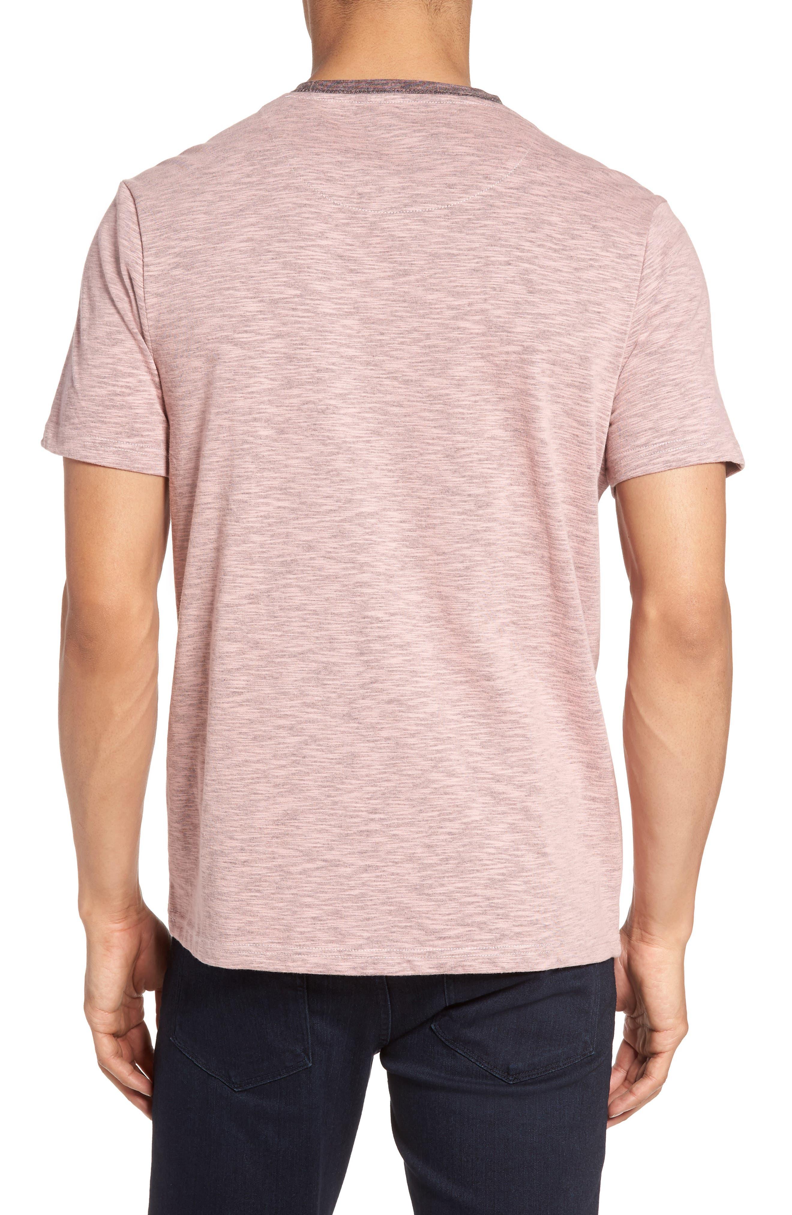 Ringer T-Shirt,                             Alternate thumbnail 4, color,