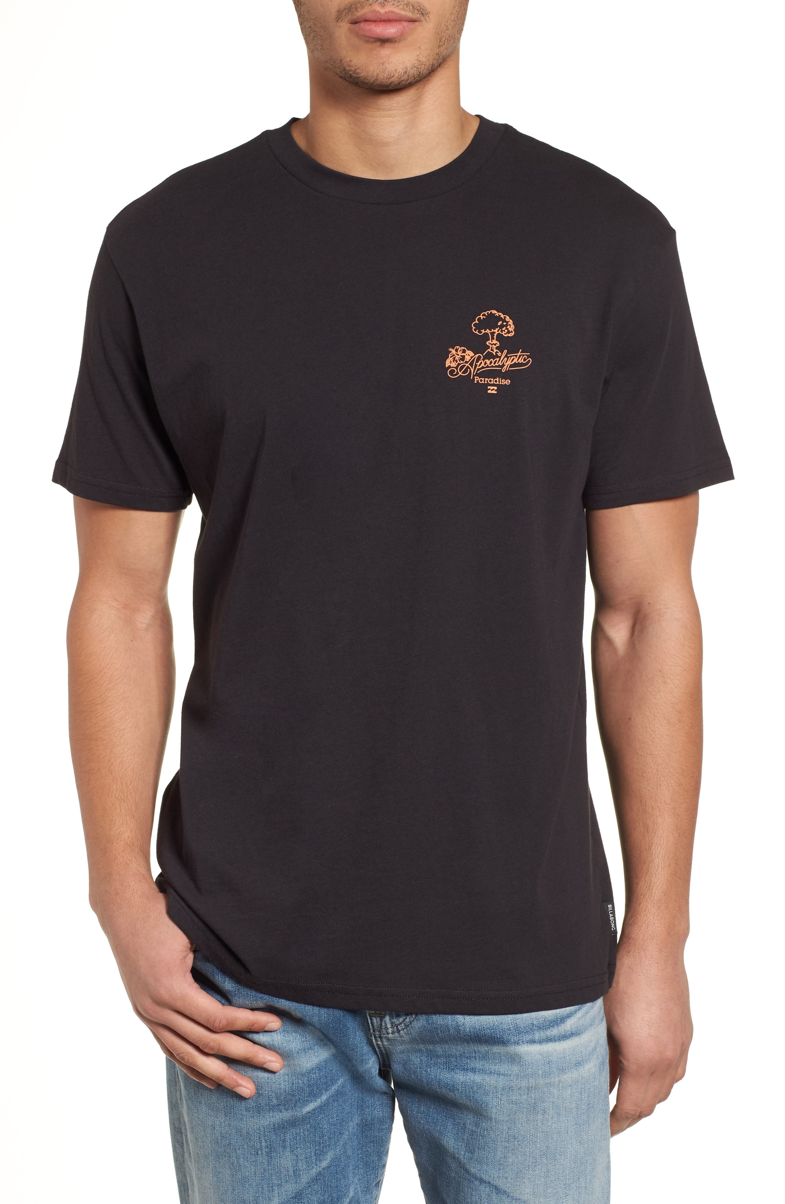 Apocalyptic Graphic T-Shirt,                         Main,                         color,