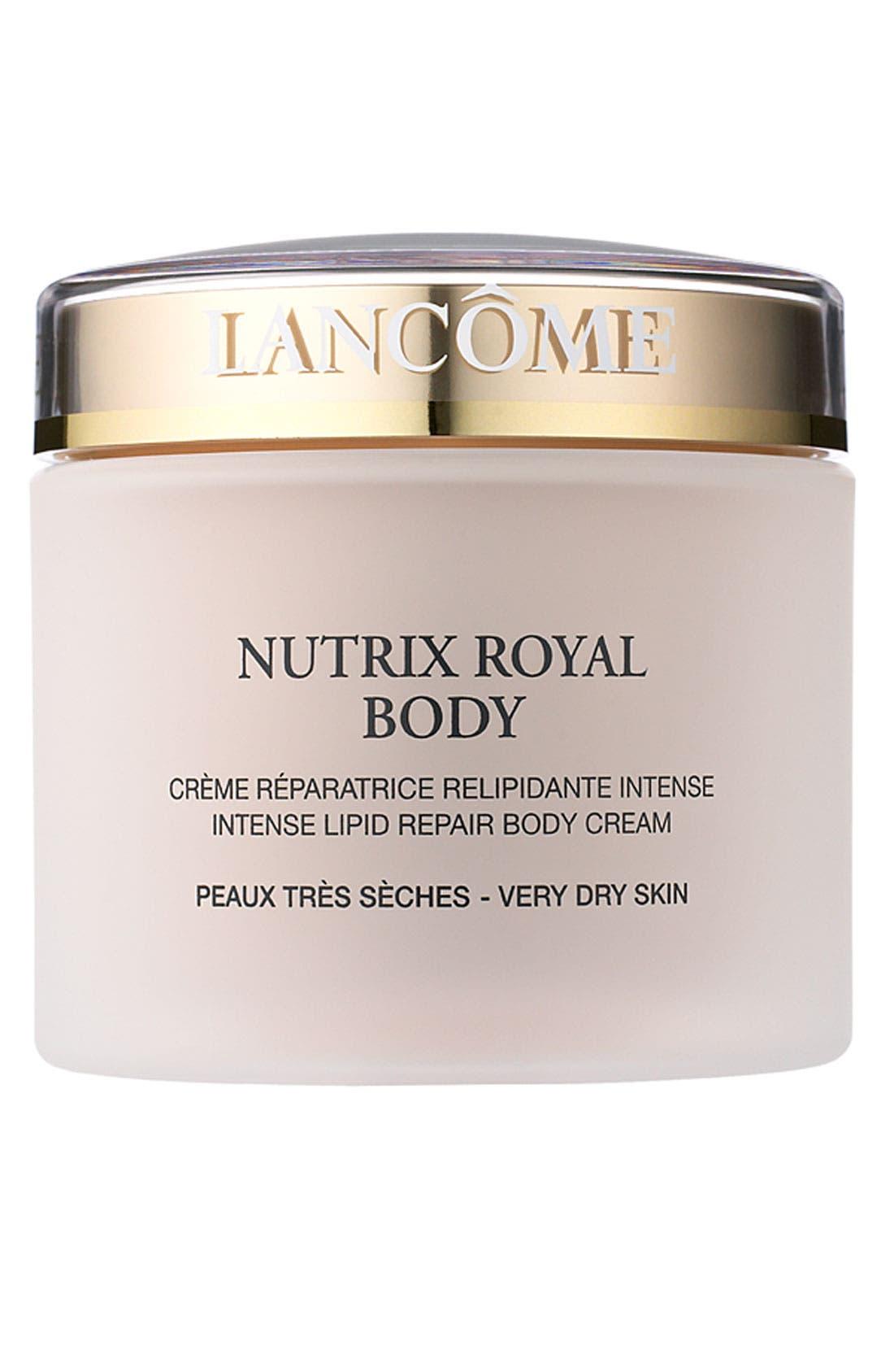 Nutrix Royal Body Nourishing Moisturizer Cream,                         Main,                         color, NO COLOR