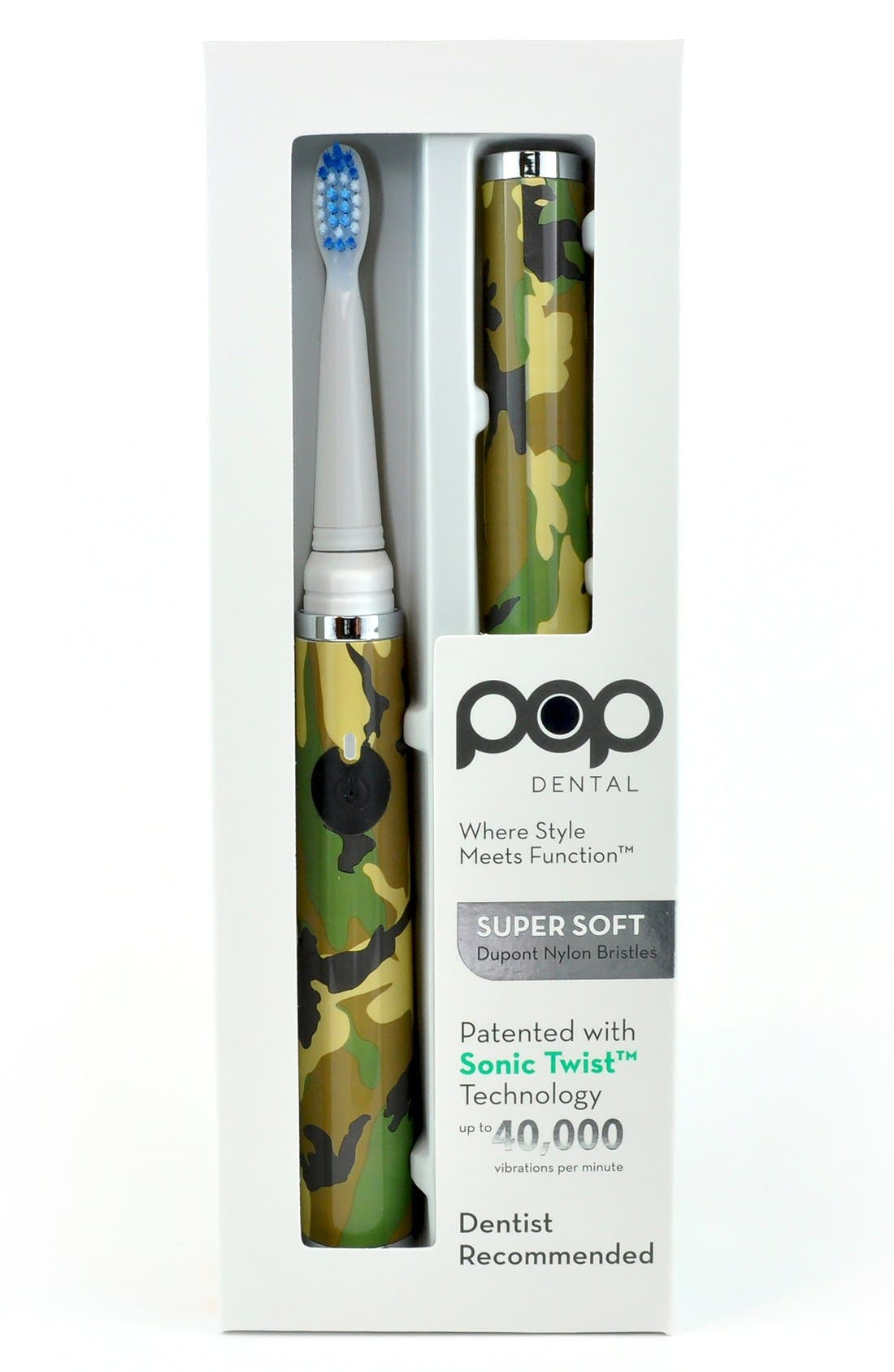 Rechargeable Sonic Toothbrush,                             Alternate thumbnail 41, color,