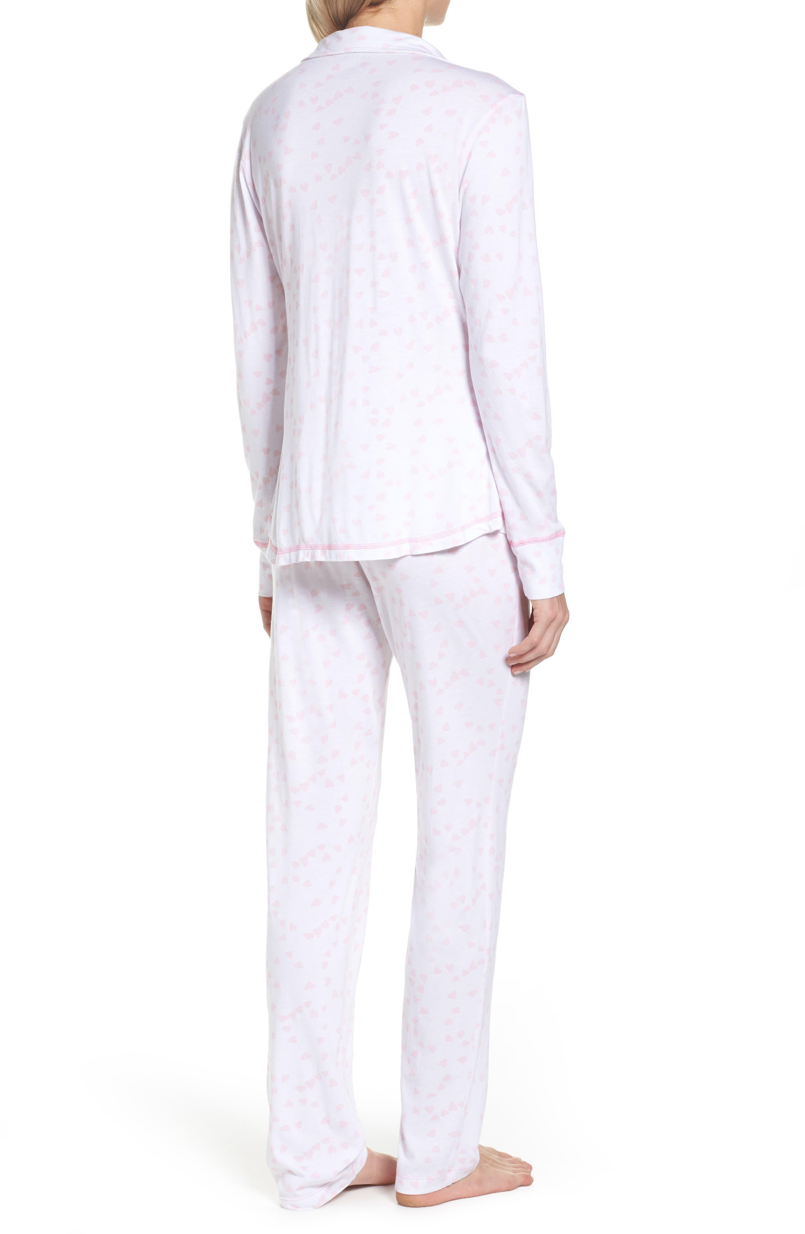 Cassie Pajamas,                             Alternate thumbnail 2, color,                             650