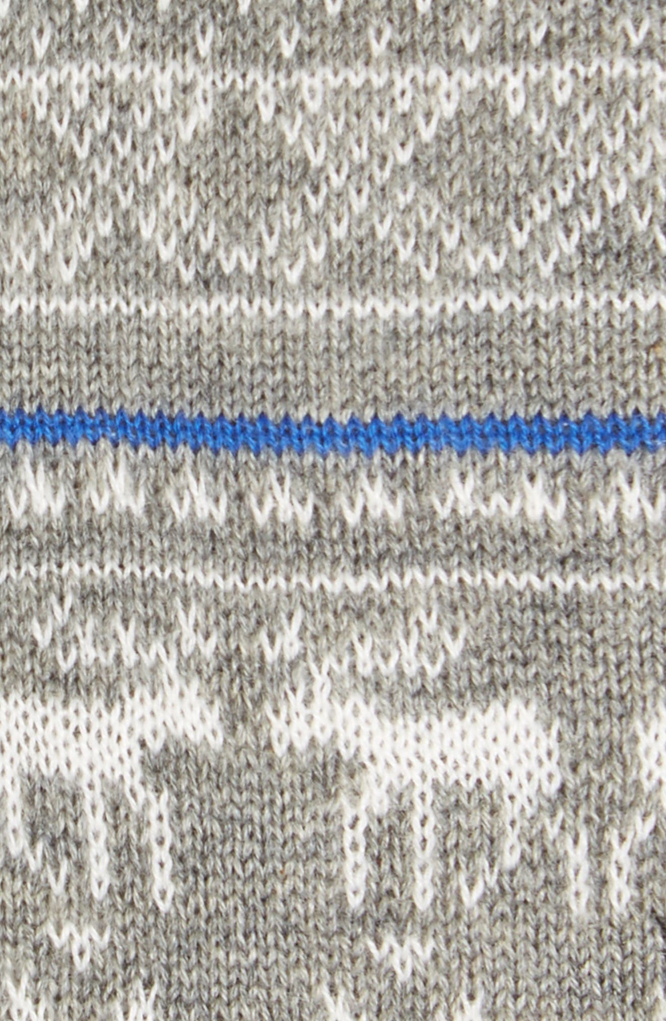 Knit Cotton Tie,                             Alternate thumbnail 2, color,                             010
