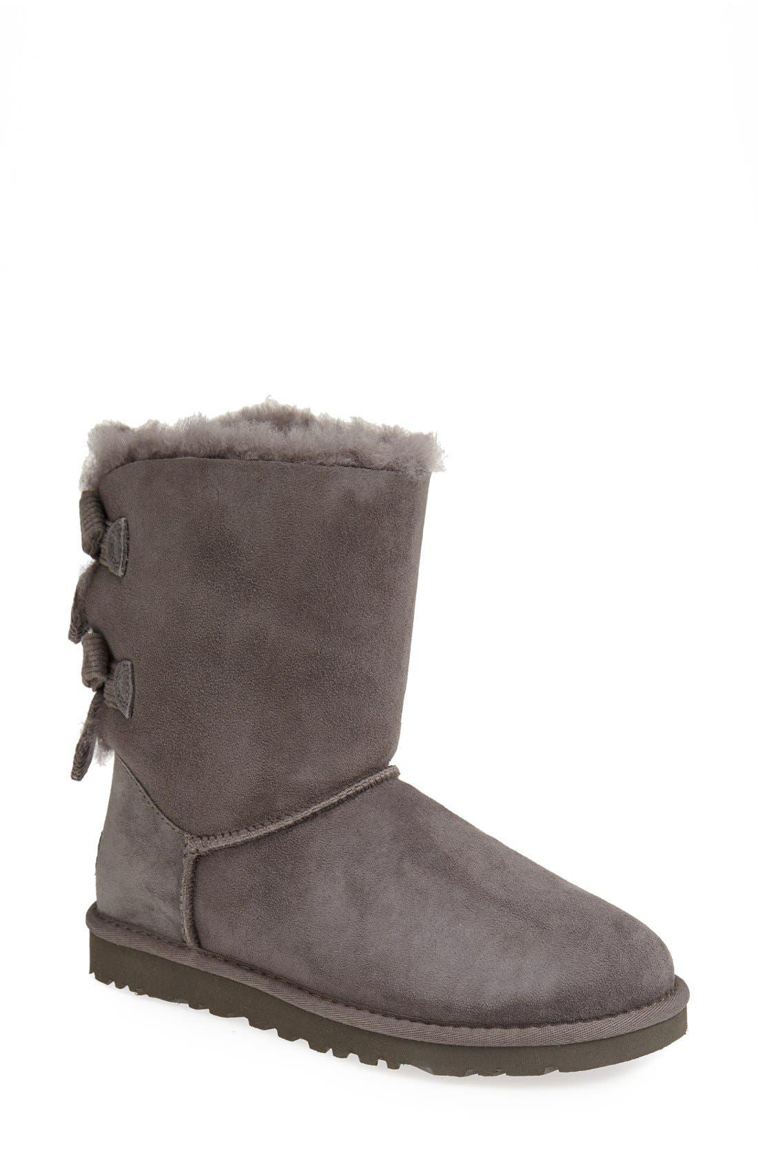 Australia 'Bailey Bow Corduroy' Boot, Main, color, 020