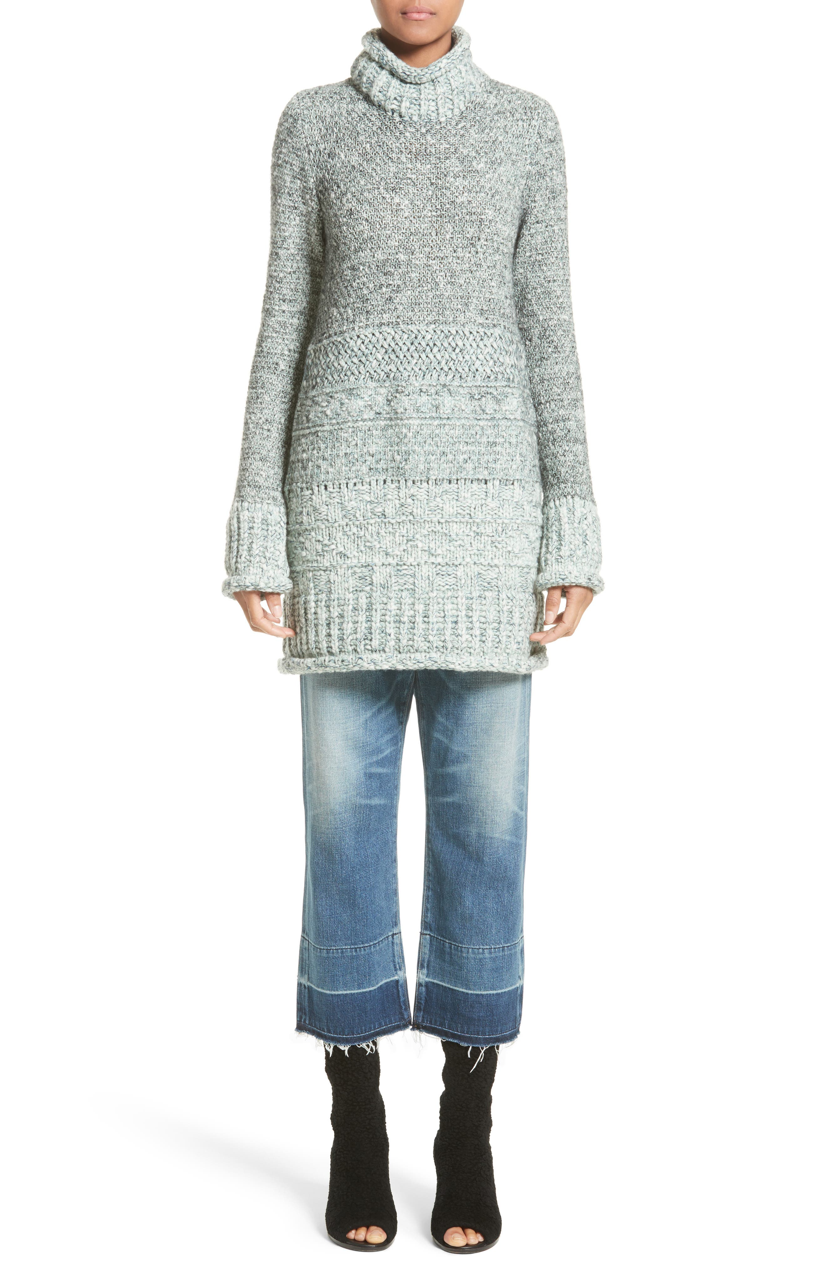 Tunic Sweater,                             Alternate thumbnail 6, color,                             440