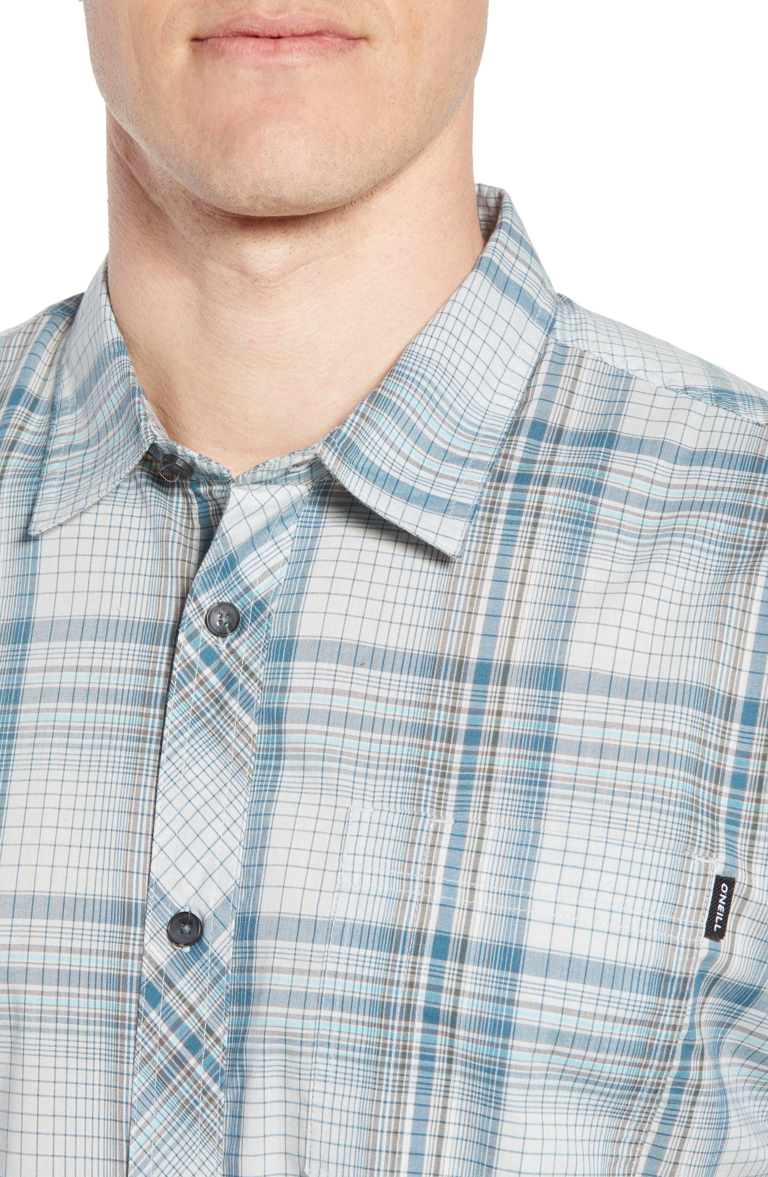 Sturghill Woven Shirt,                             Alternate thumbnail 4, color,                             036