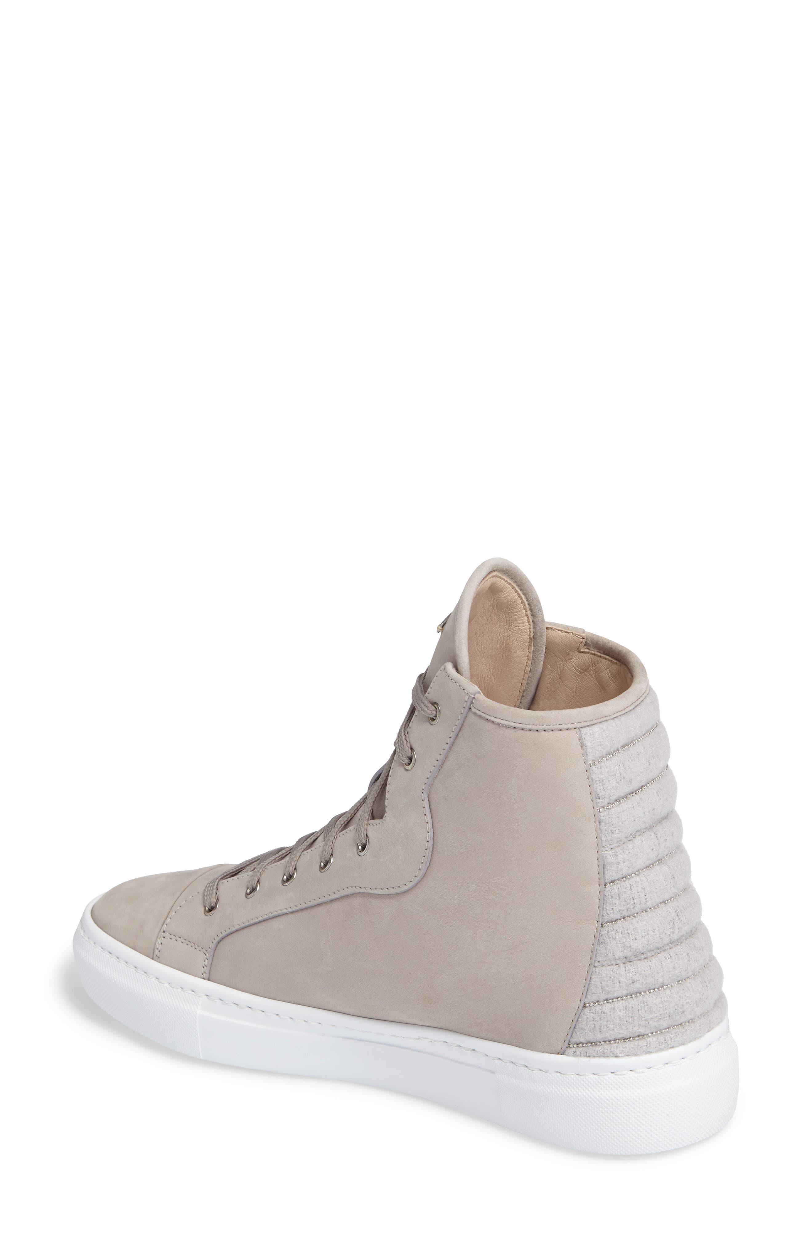 Eva High Top Sneaker,                             Alternate thumbnail 2, color,                             250