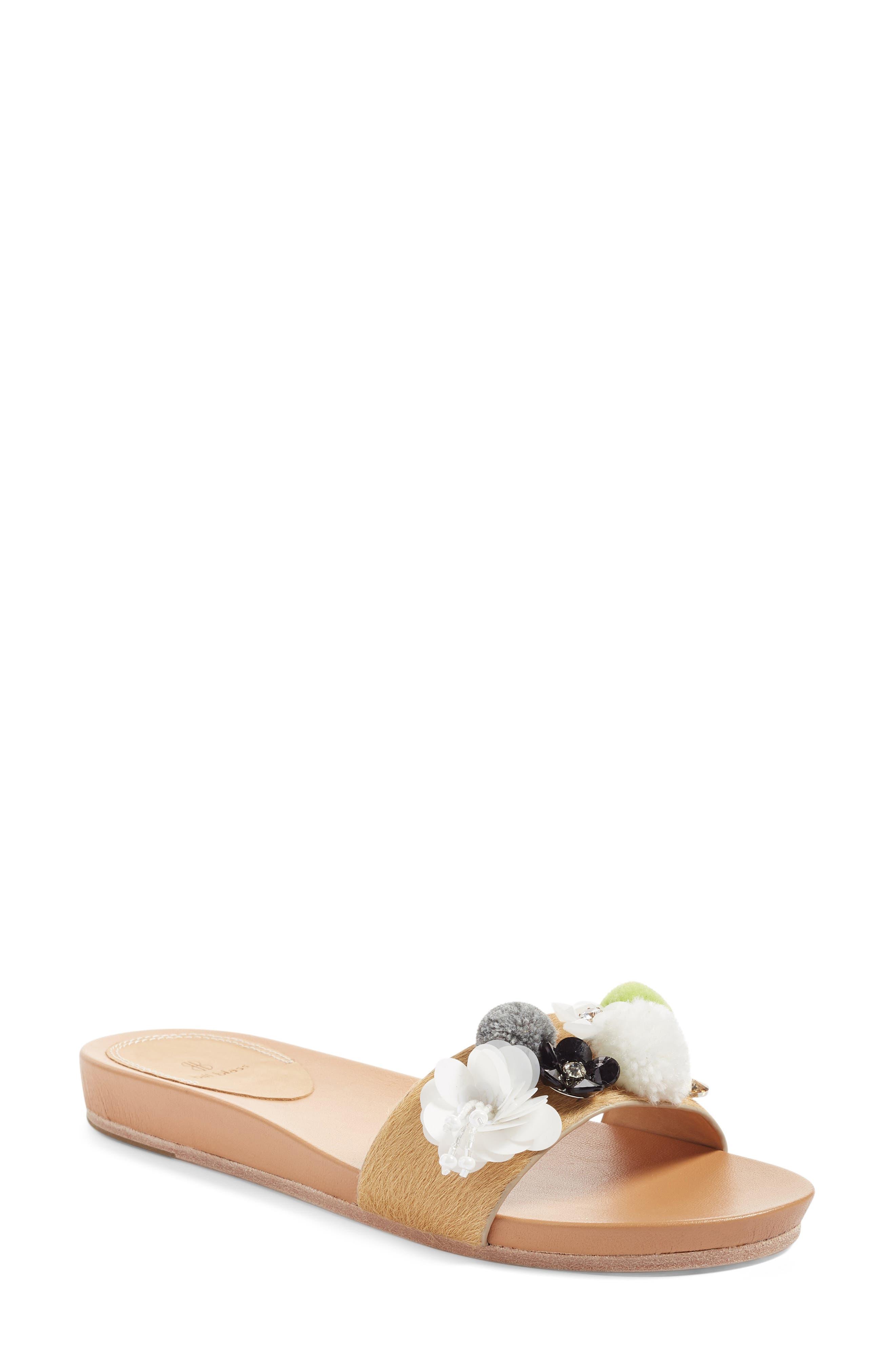 Emma Slide Sandal,                         Main,                         color, 250