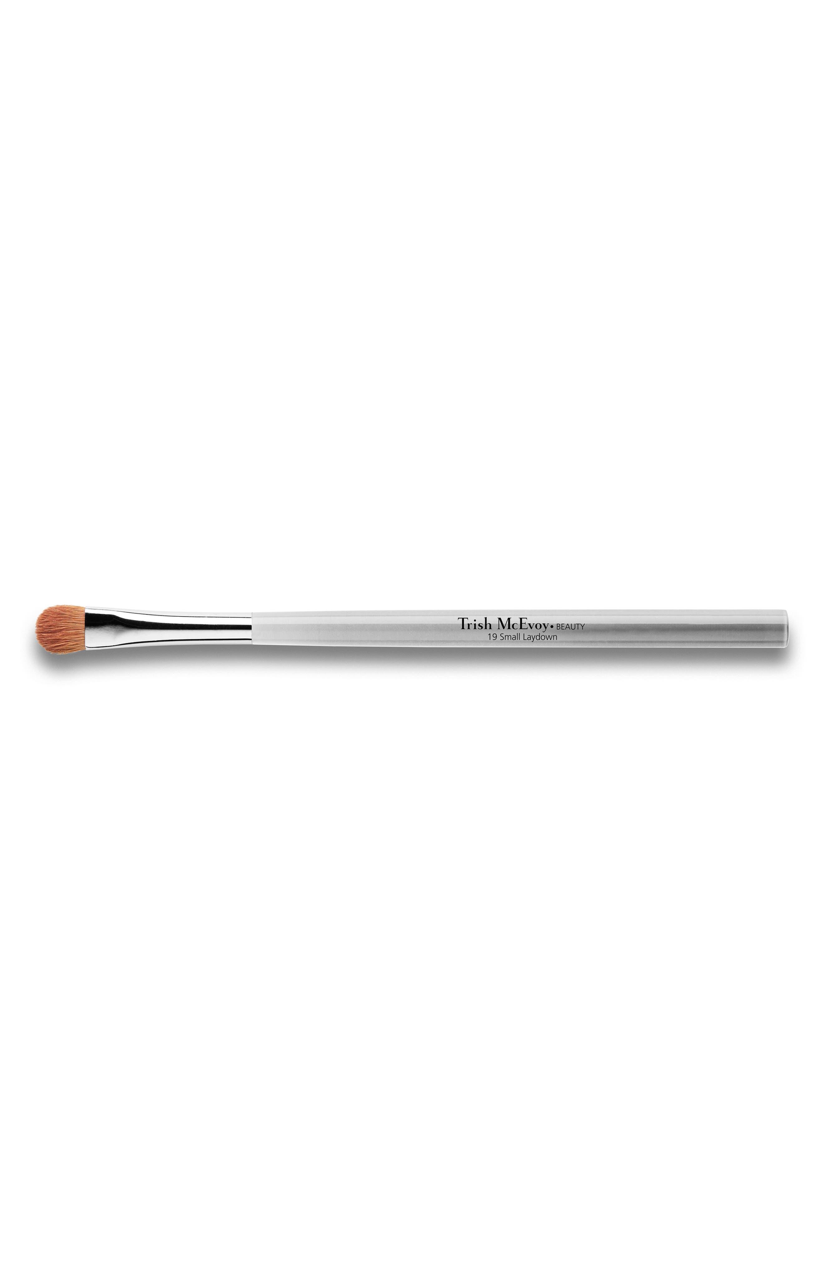 #19 Small Laydown Brush,                         Main,                         color, NO COLOR