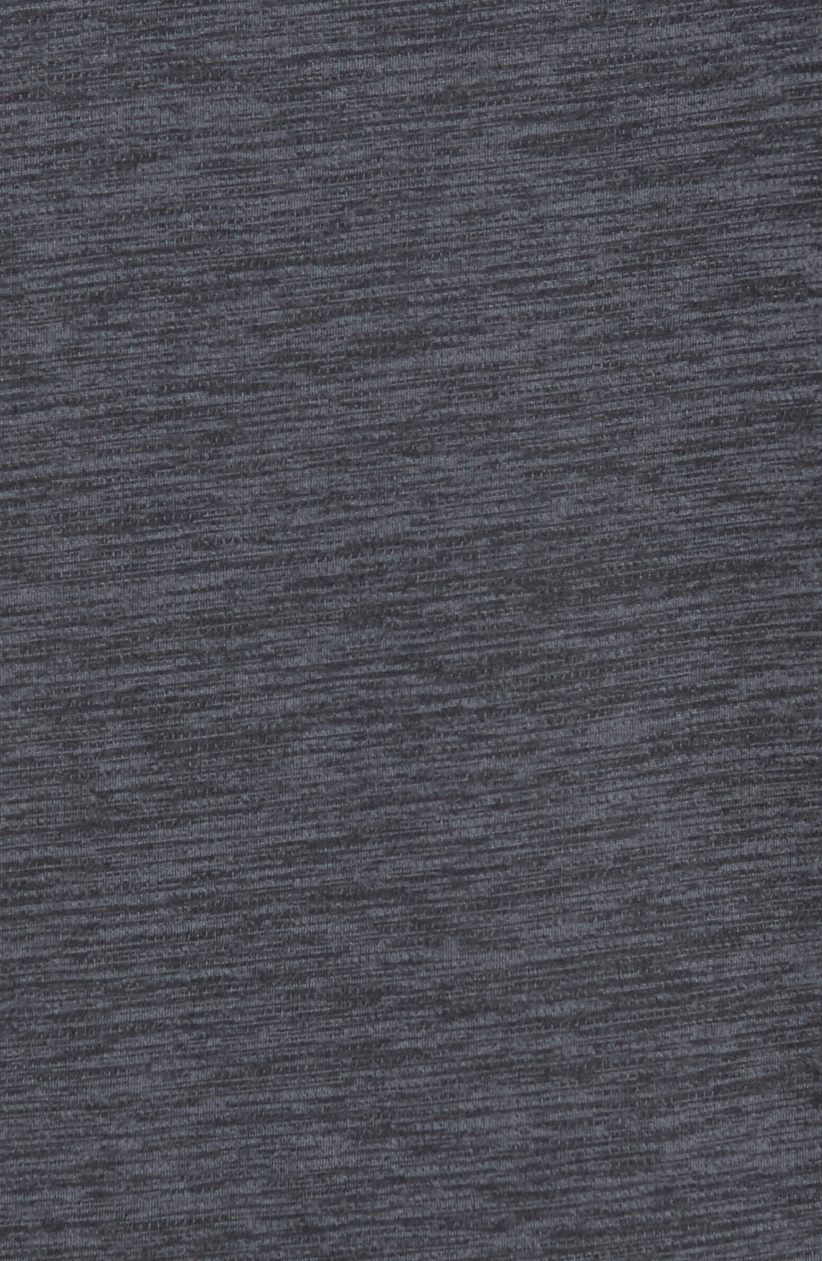 Kinoite Raglan Crewneck T-Shirt,                             Alternate thumbnail 5, color,                             GREY OBSIDIAN MELANGE