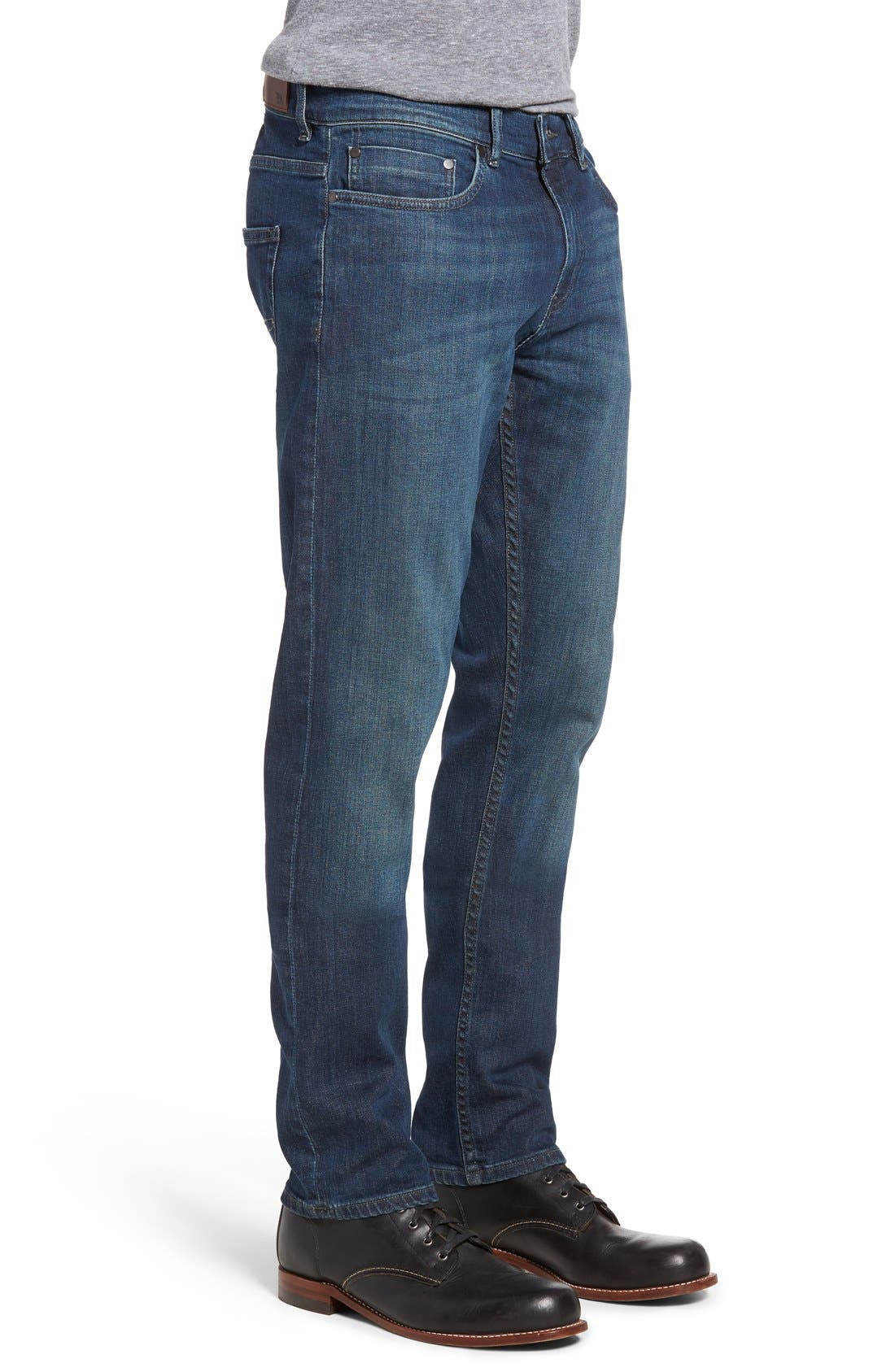 Calvert Slim Fit Jeans,                             Alternate thumbnail 3, color,                             400