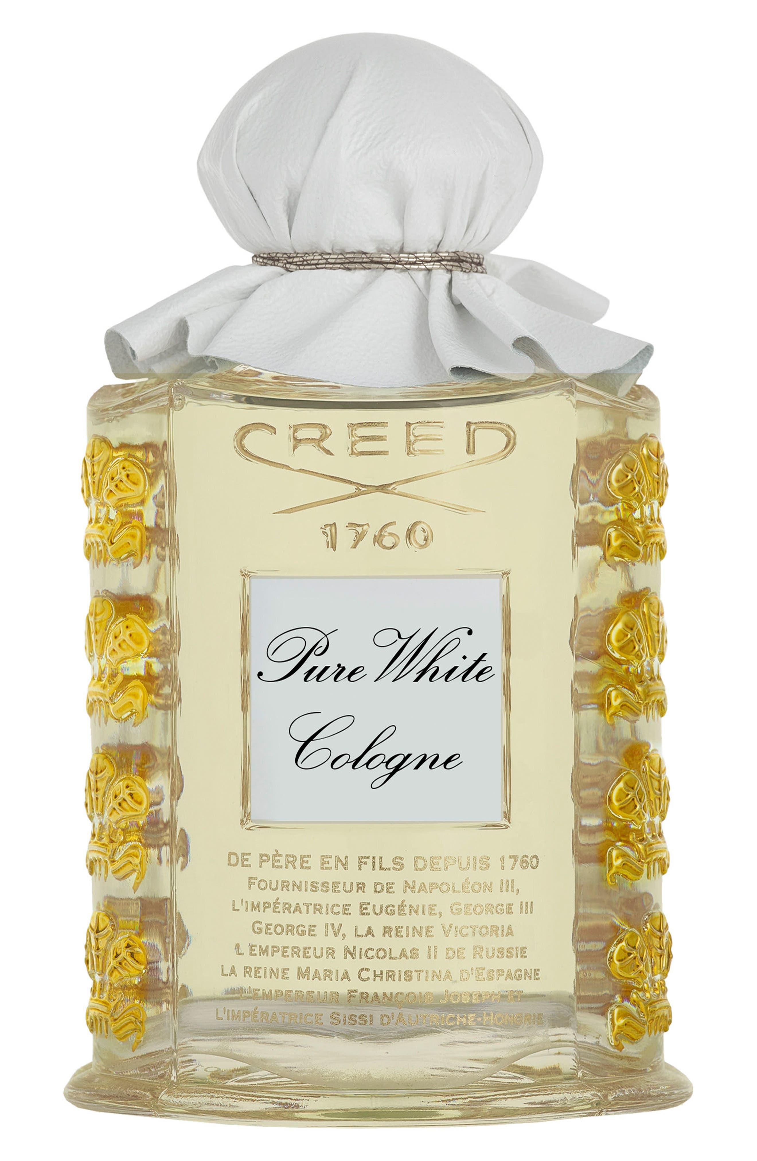 Les Royales Exclusives Pure White Cologne,                         Main,                         color, NO COLOR