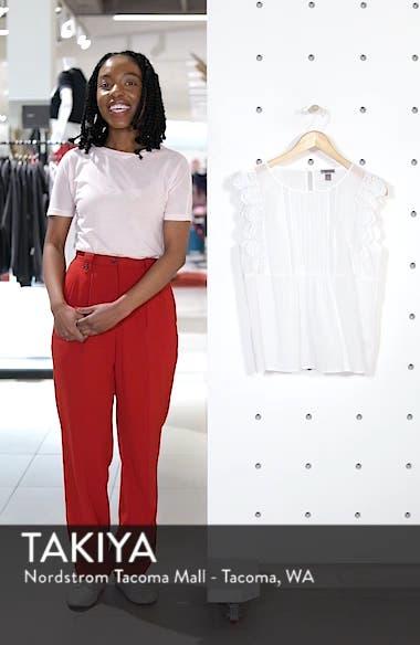 Lace Trim Top, sales video thumbnail
