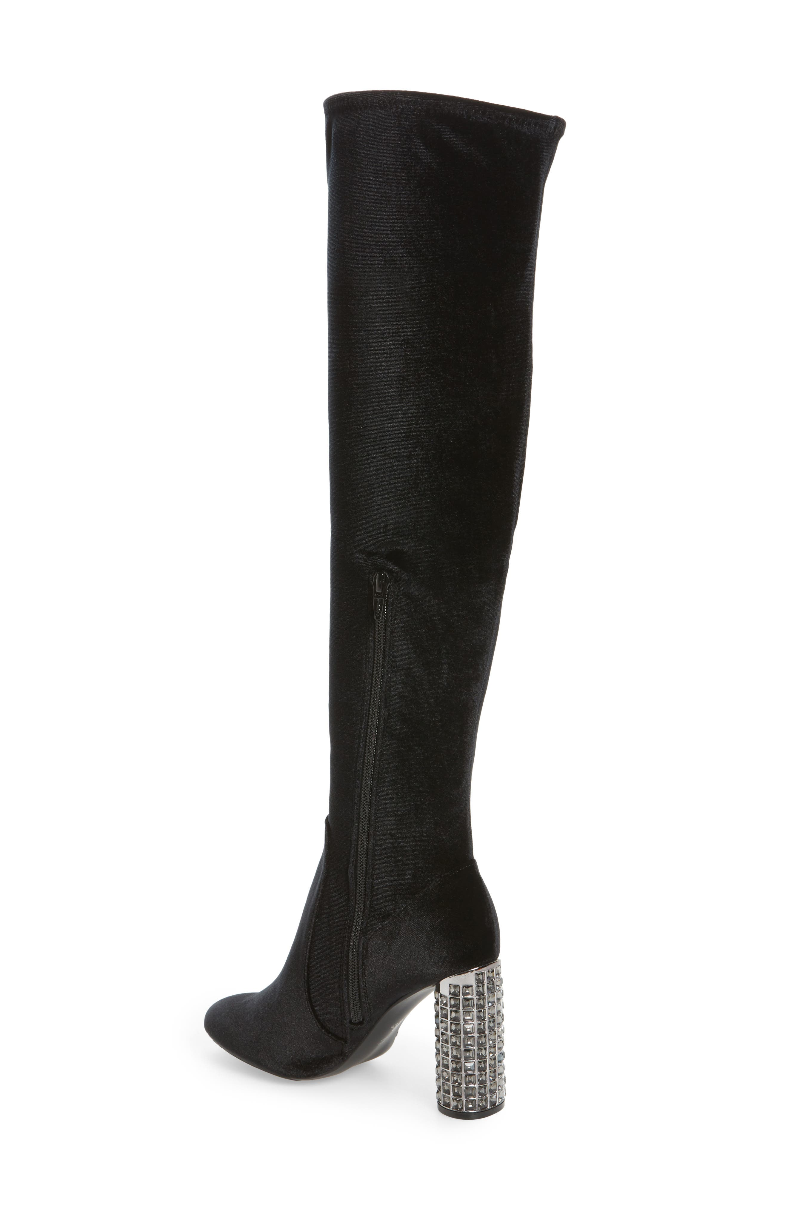 Itzela Over the Knee Boot,                             Alternate thumbnail 2, color,                             003