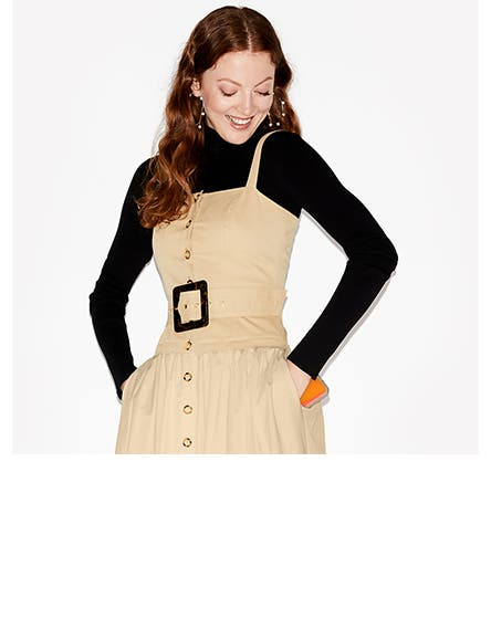 Love it even more with pockets. Watch the fix.