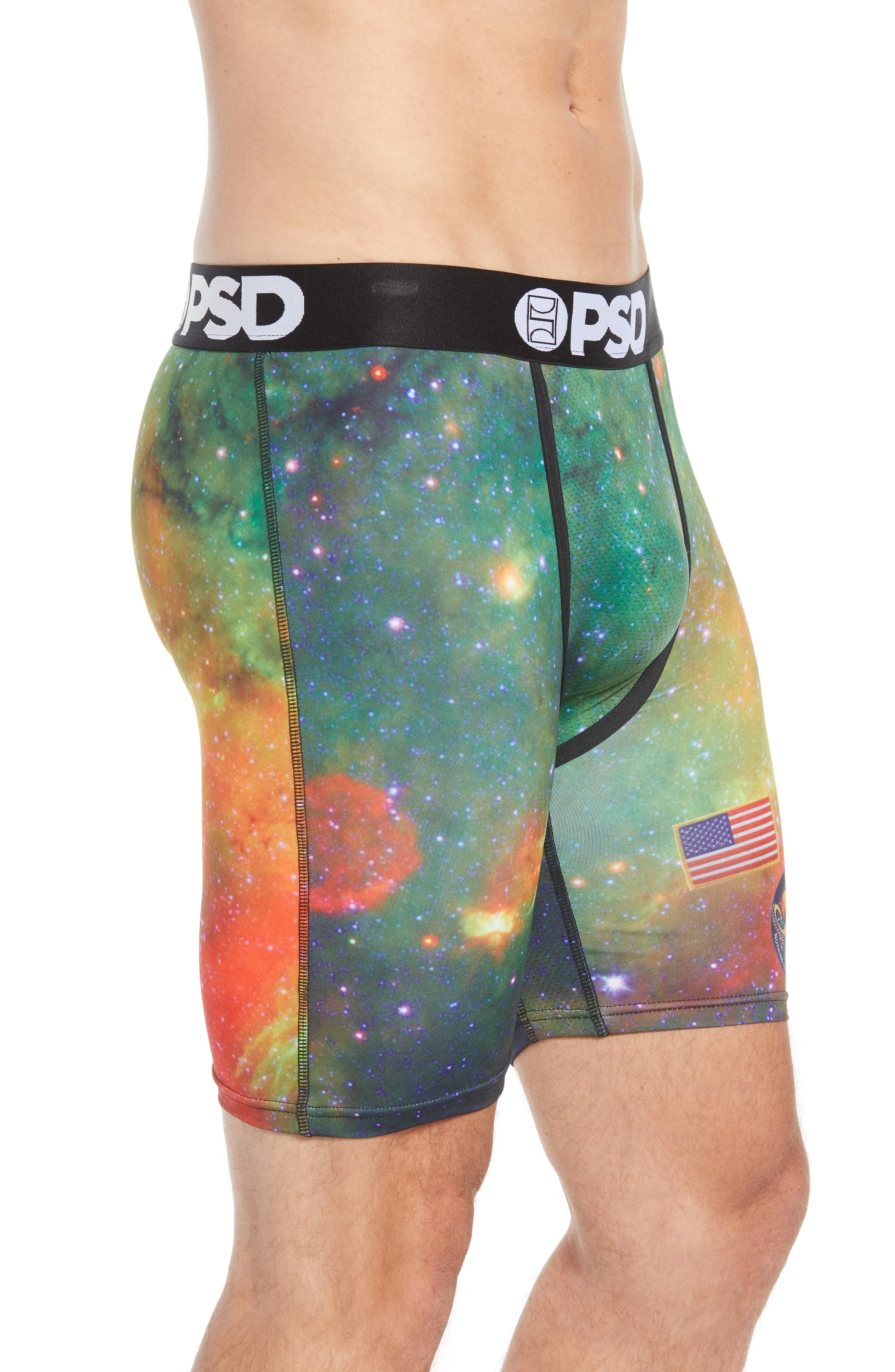 Space Camp 2.0 Boxer Briefs,                             Alternate thumbnail 3, color,                             300