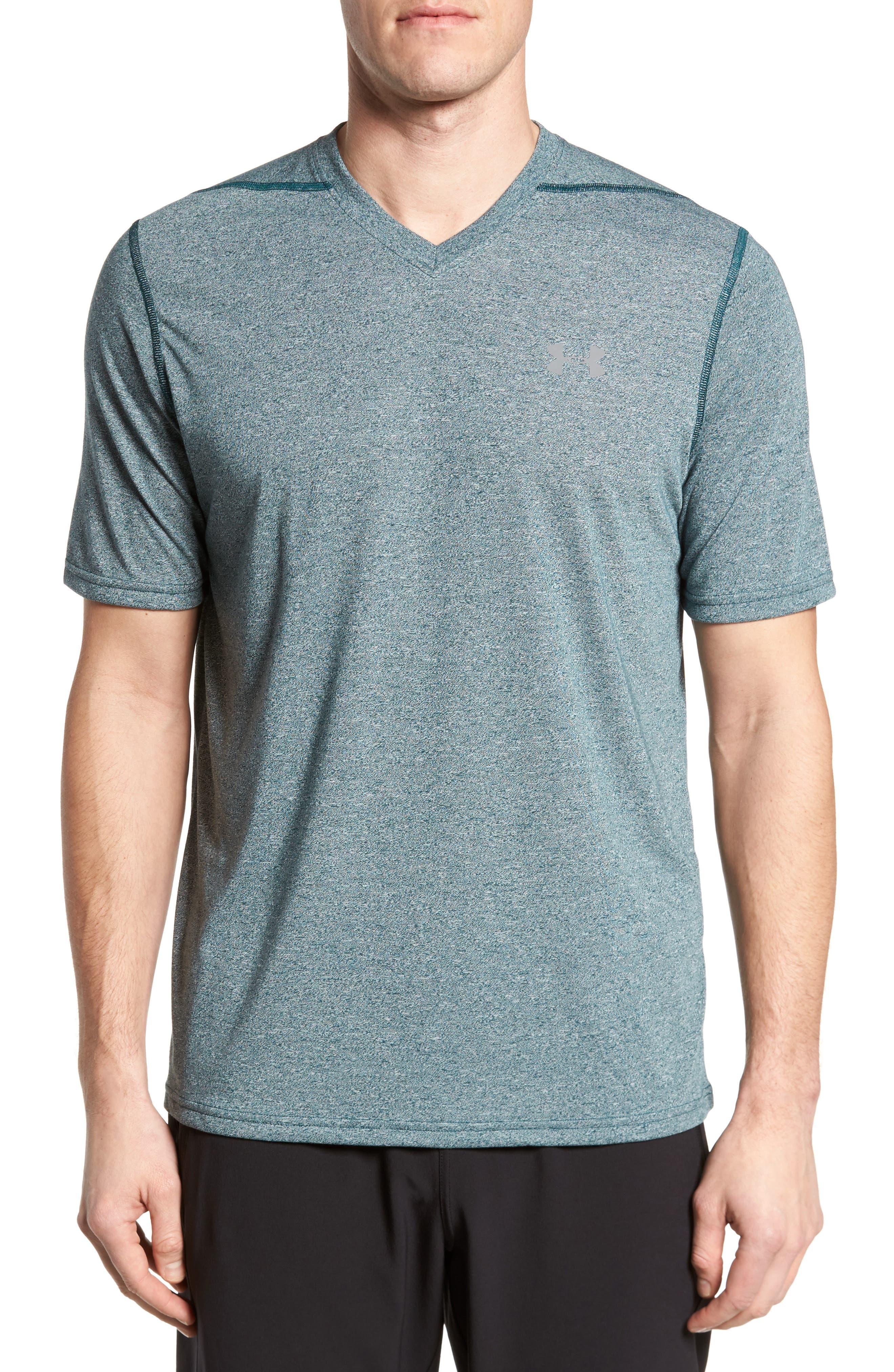 Regular Fit Threadborne T-Shirt,                             Main thumbnail 1, color,                             300