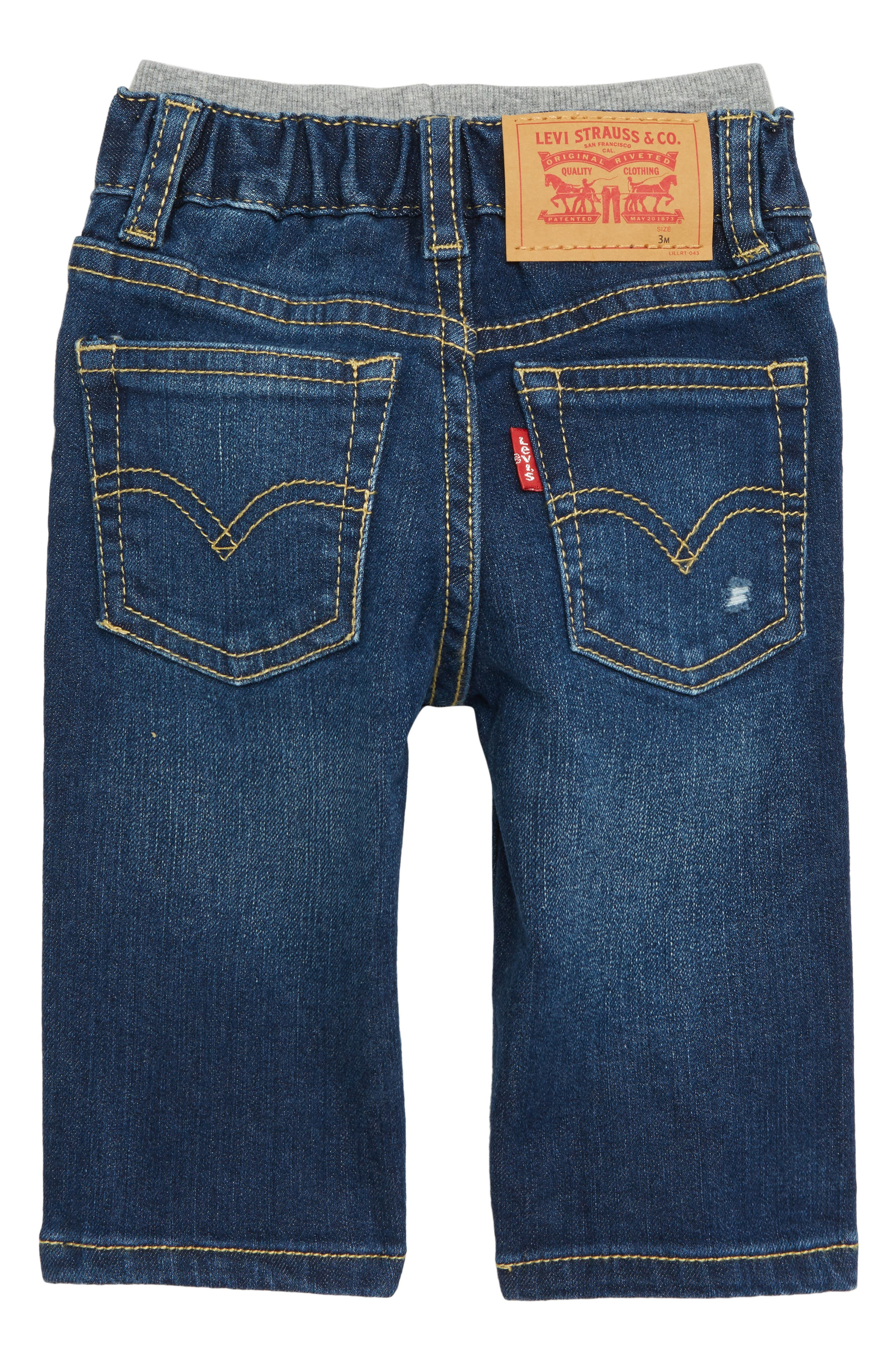 Murphy Jeans,                             Alternate thumbnail 4, color,