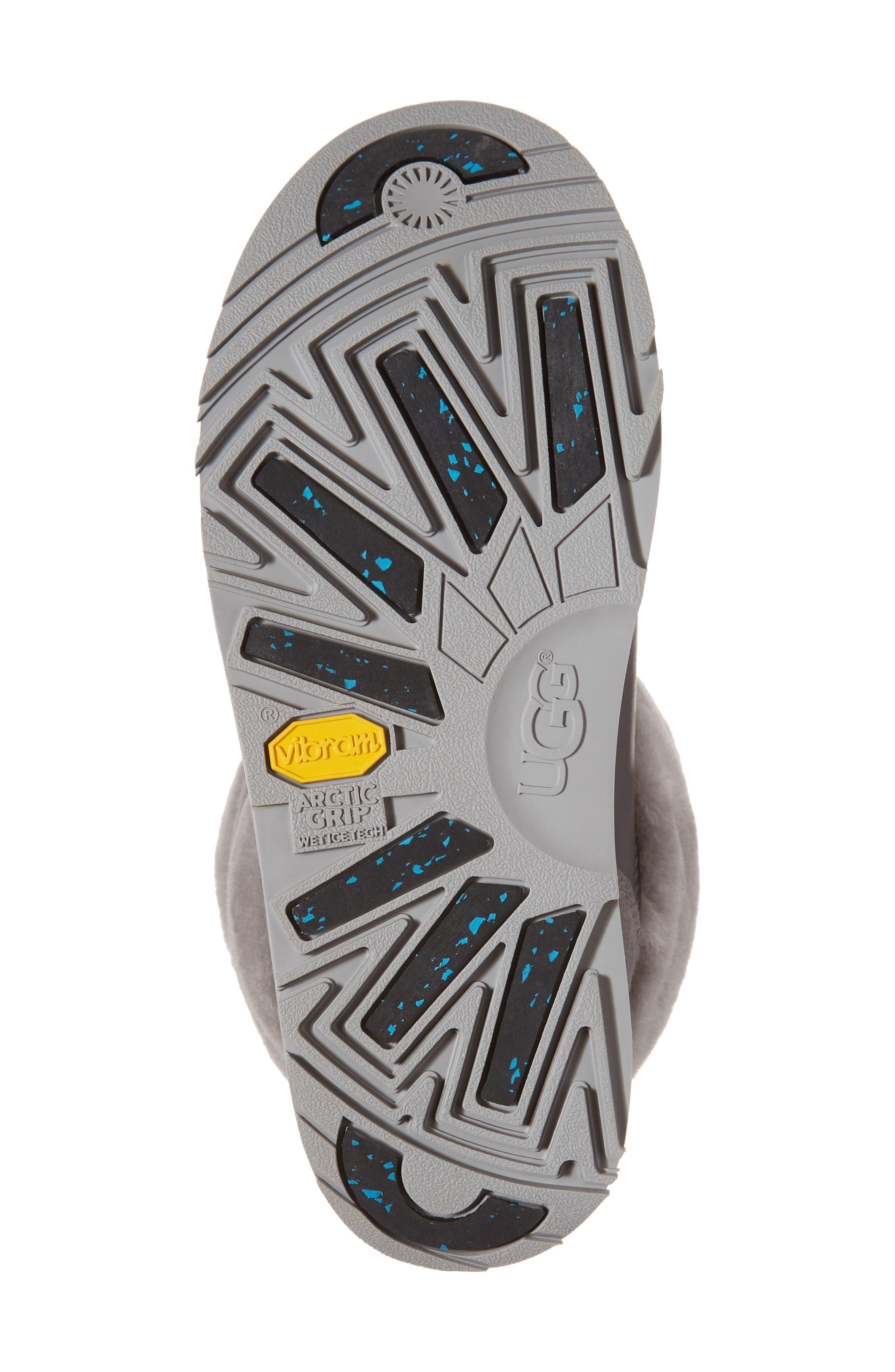 Reykir Waterproof Snow Boot,                             Alternate thumbnail 17, color,