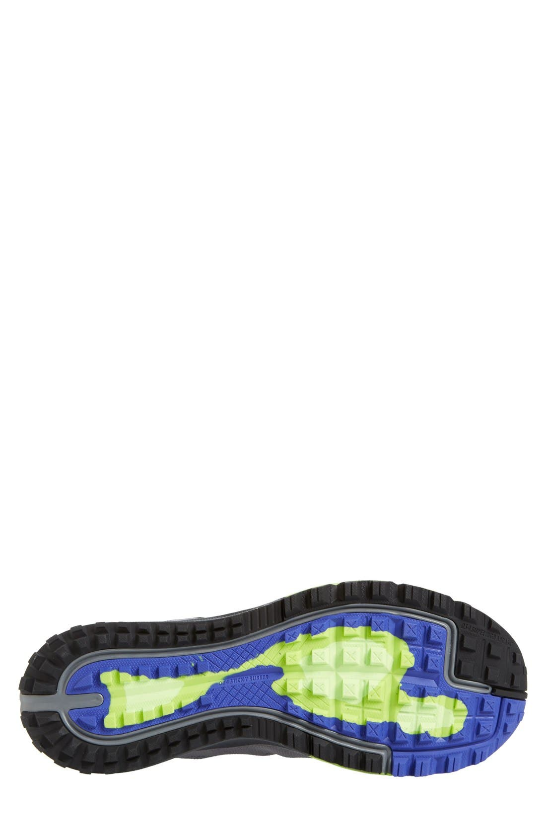 'Zoom Terra Kiger 3' Trail Running Shoe,                             Alternate thumbnail 2, color,                             081