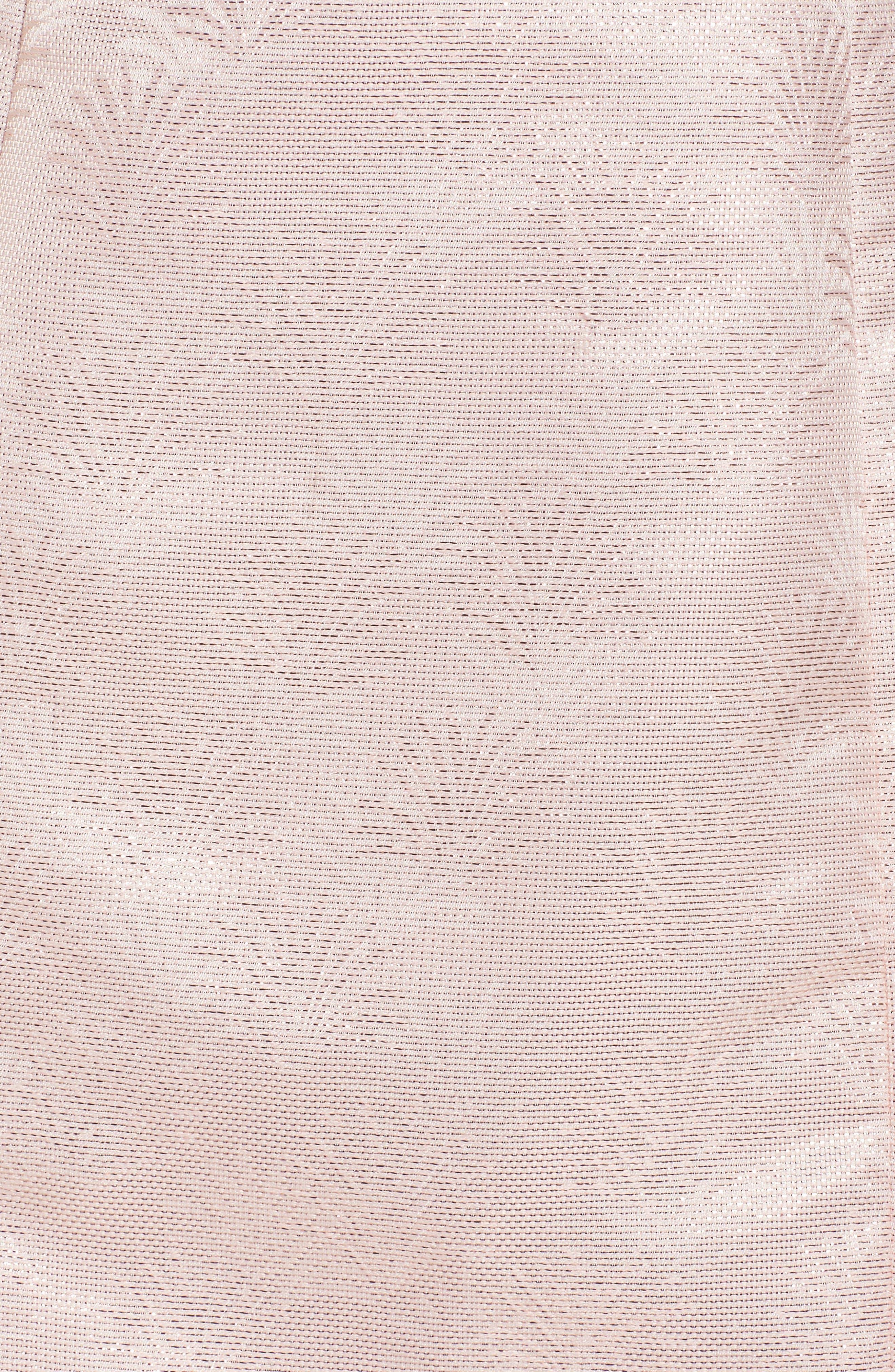 Karter Embellished Sheath Dress,                             Alternate thumbnail 5, color,                             650