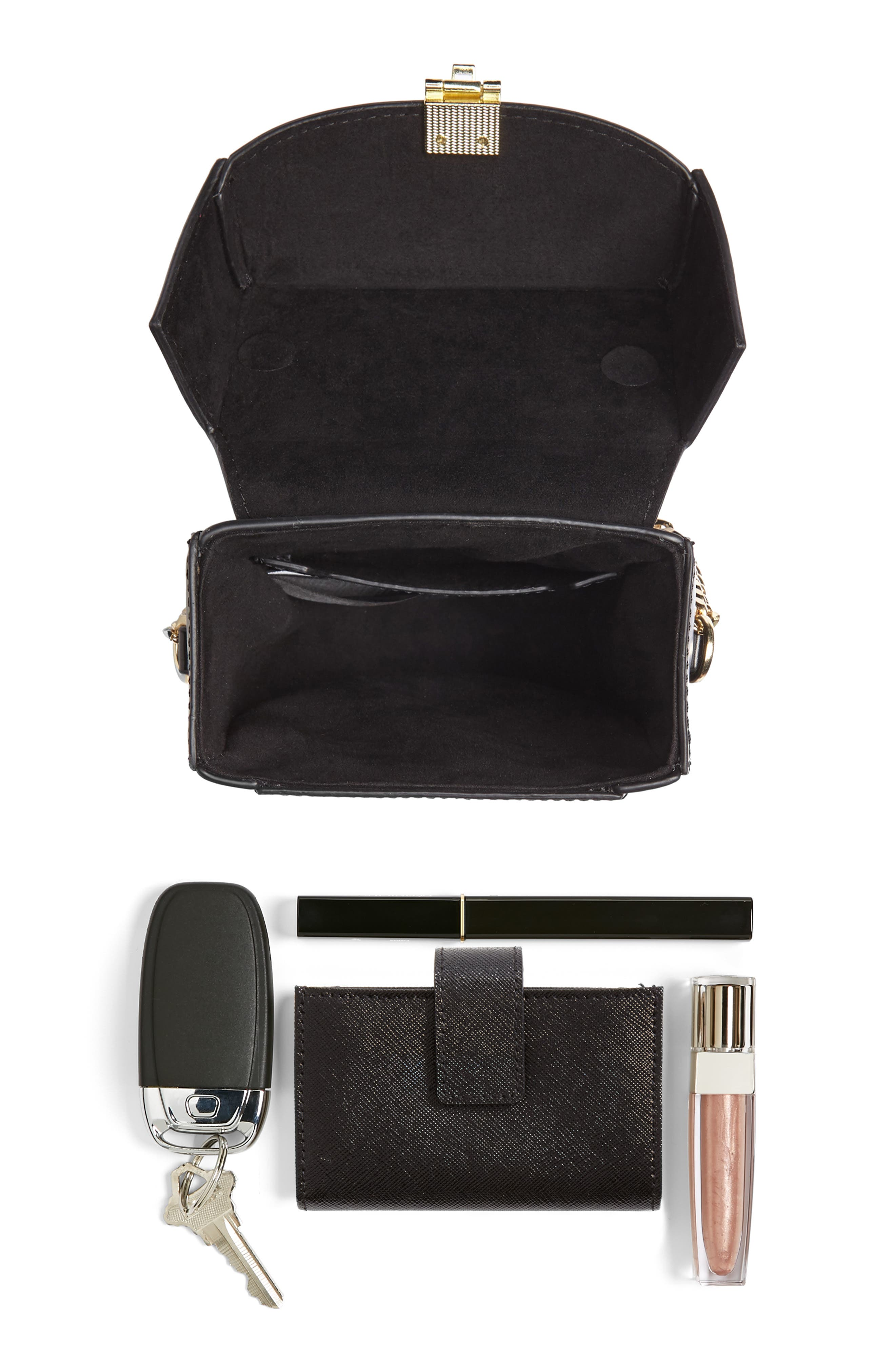 Sox Boxy Shoulder Bag,                             Alternate thumbnail 7, color,