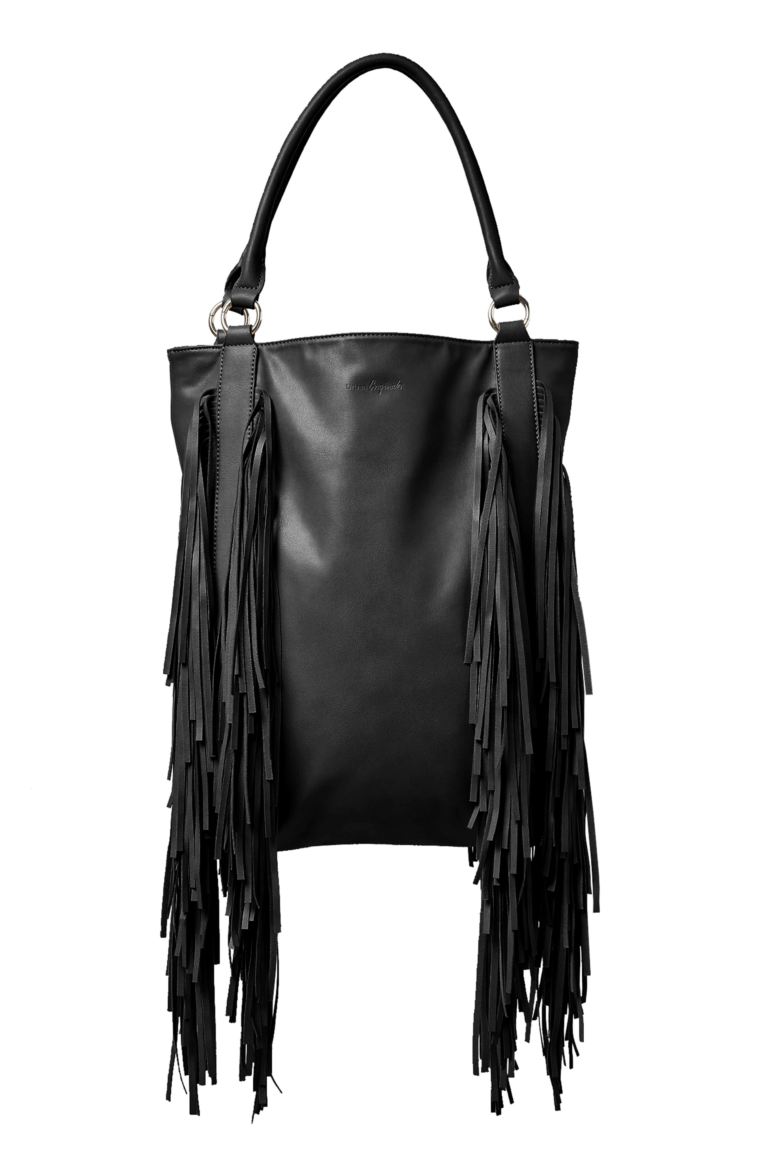Crazy Love Vegan Leather Tote,                         Main,                         color, 001