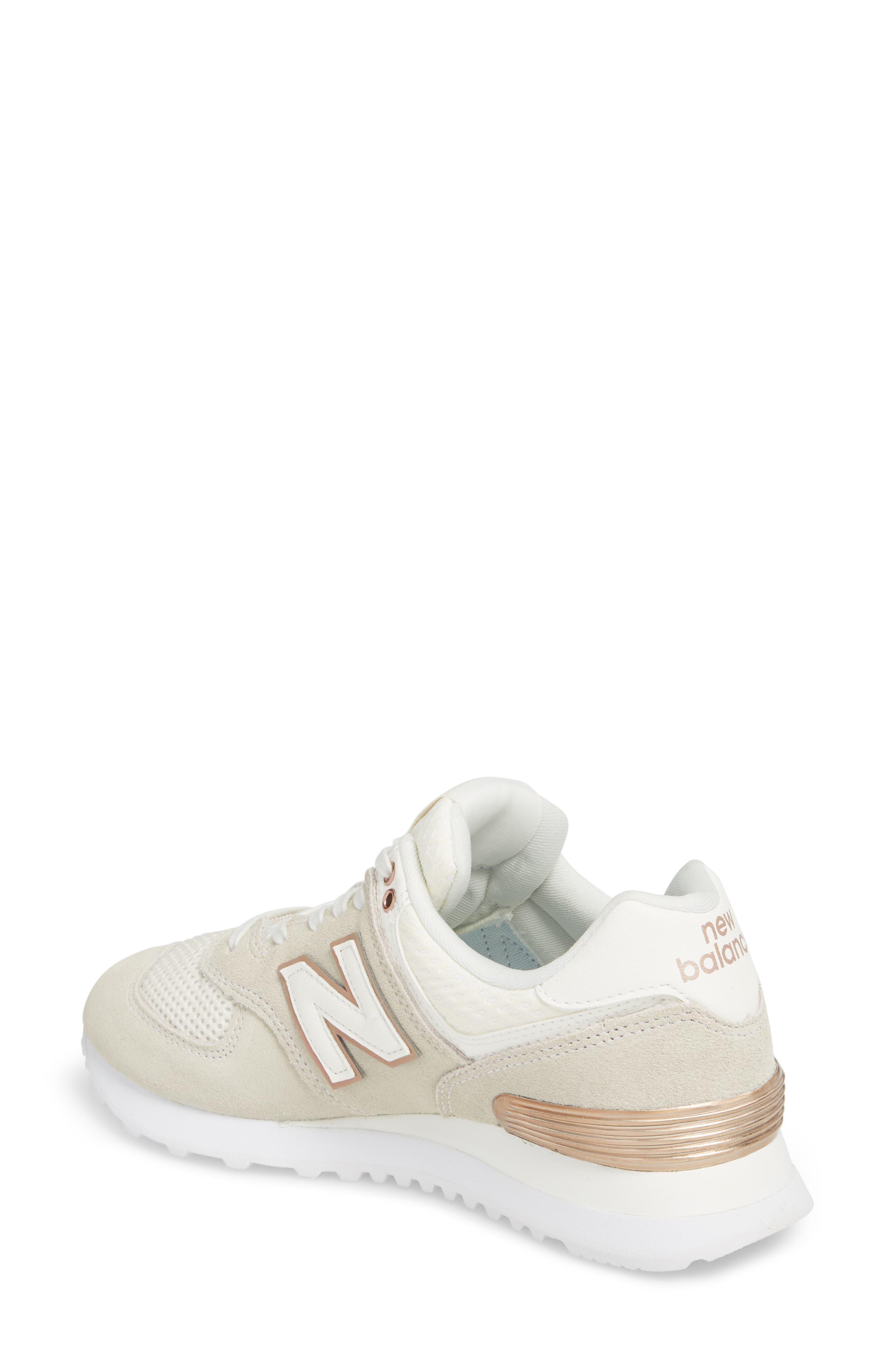 574 Sneaker,                             Alternate thumbnail 8, color,