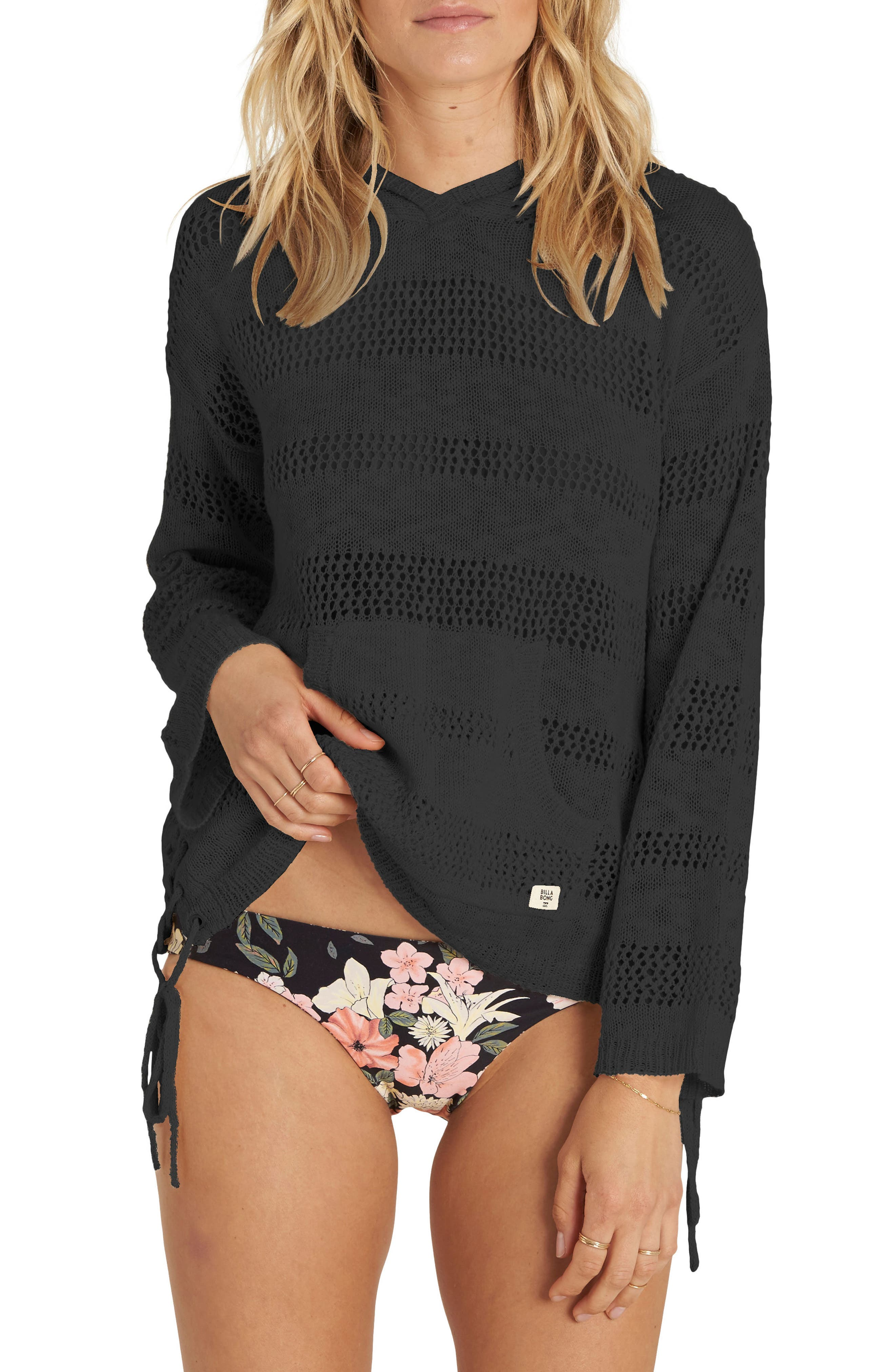 To the Limit Hooded Sweater,                         Main,                         color, 001