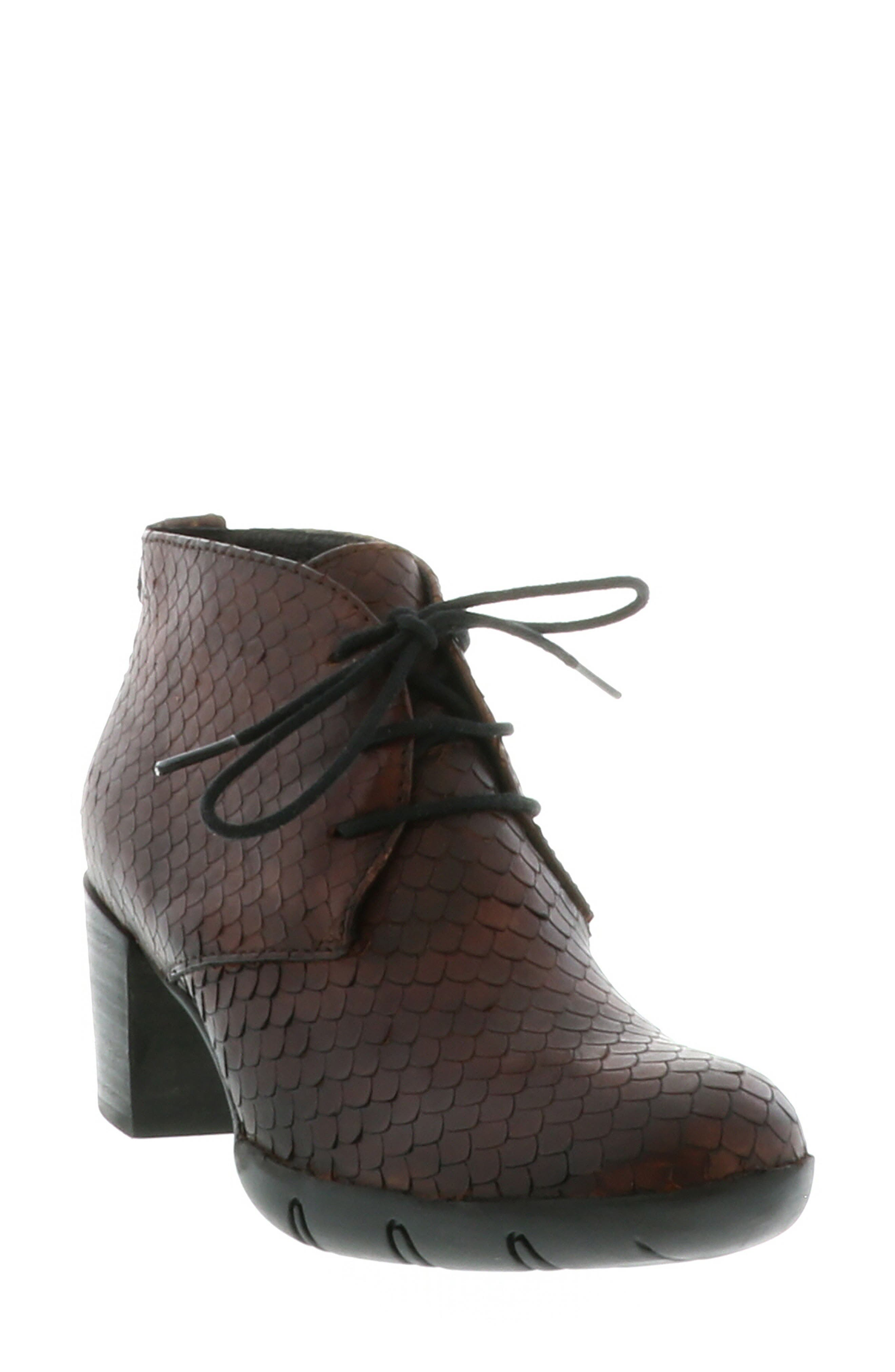 Wolky Bighorn Bootie, Brown