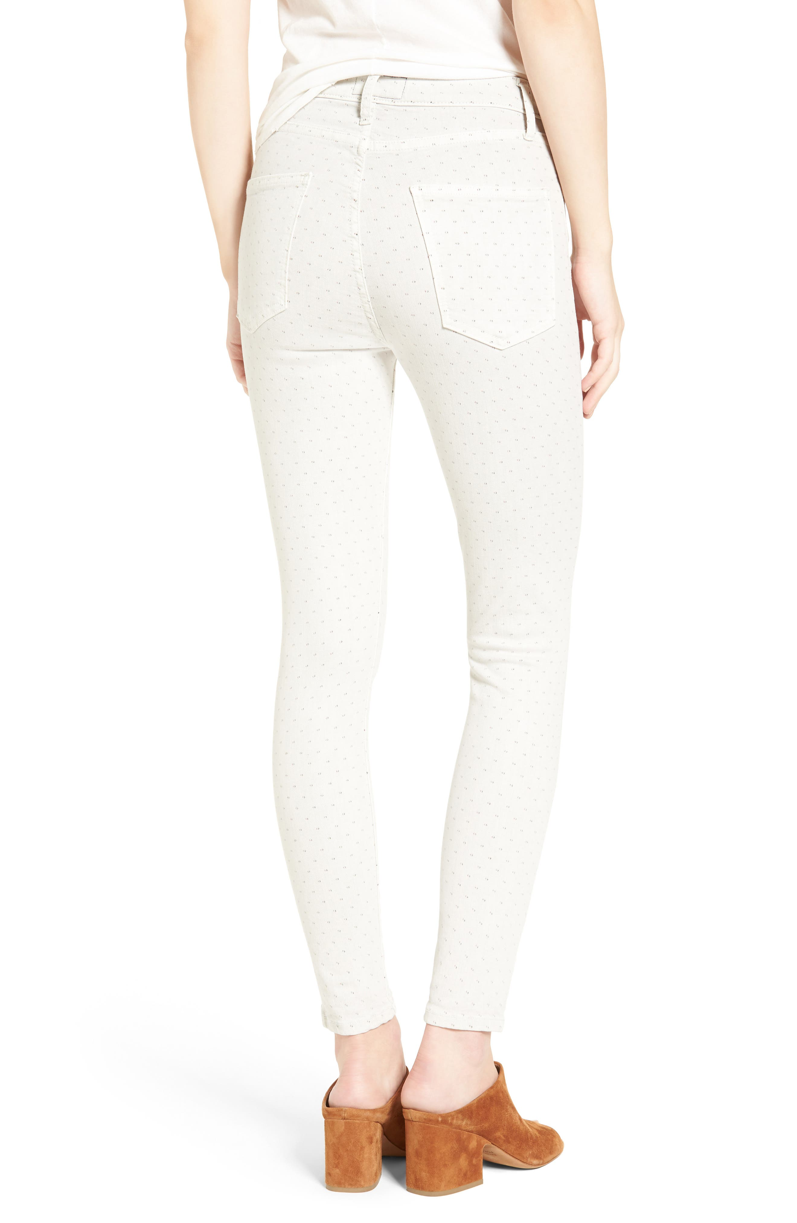 The Stiletto Ankle Skinny Jeans,                             Alternate thumbnail 7, color,