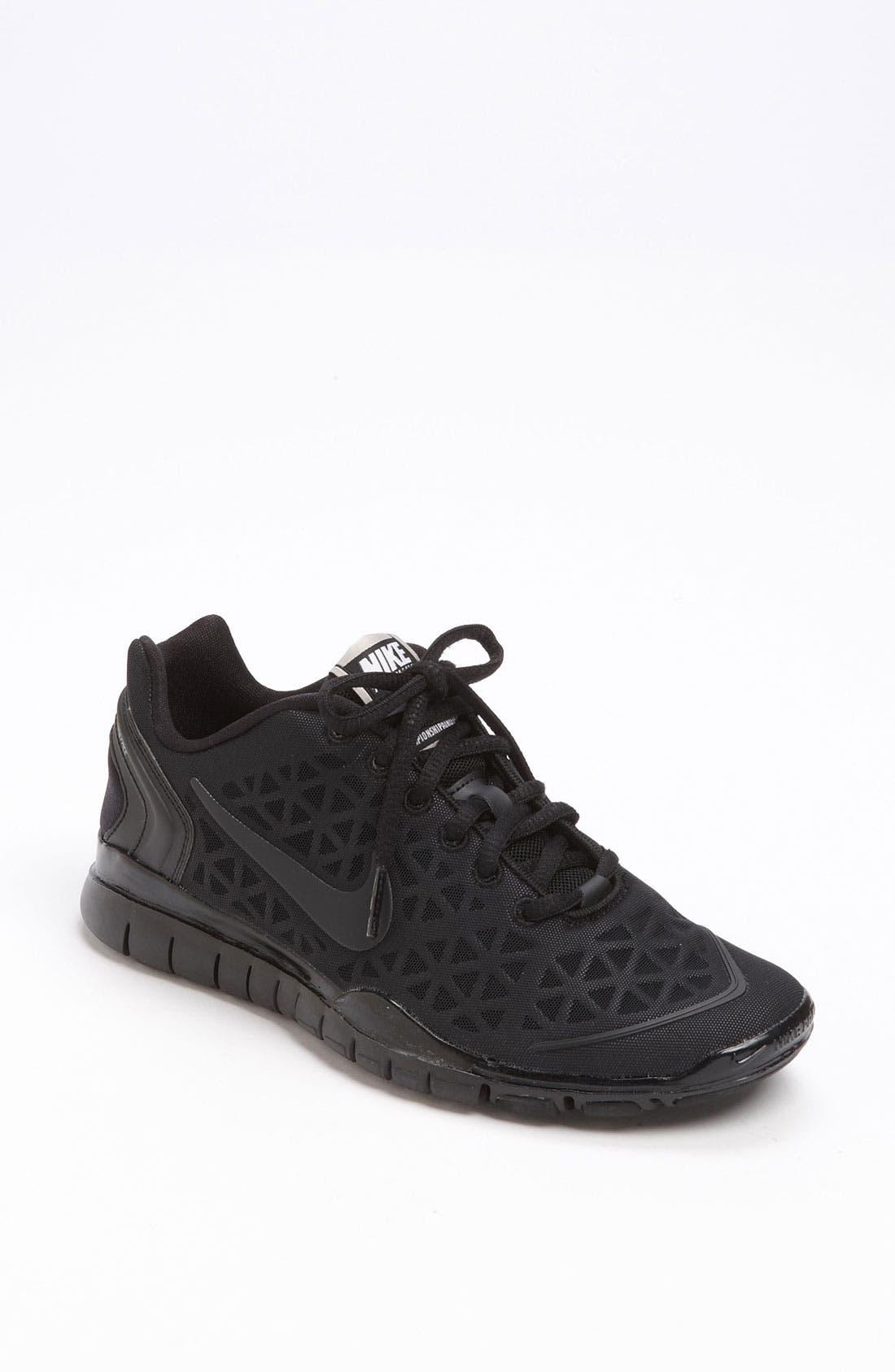 NIKE,                             'Free TR Fit 2' Training Shoe,                             Main thumbnail 1, color,                             001