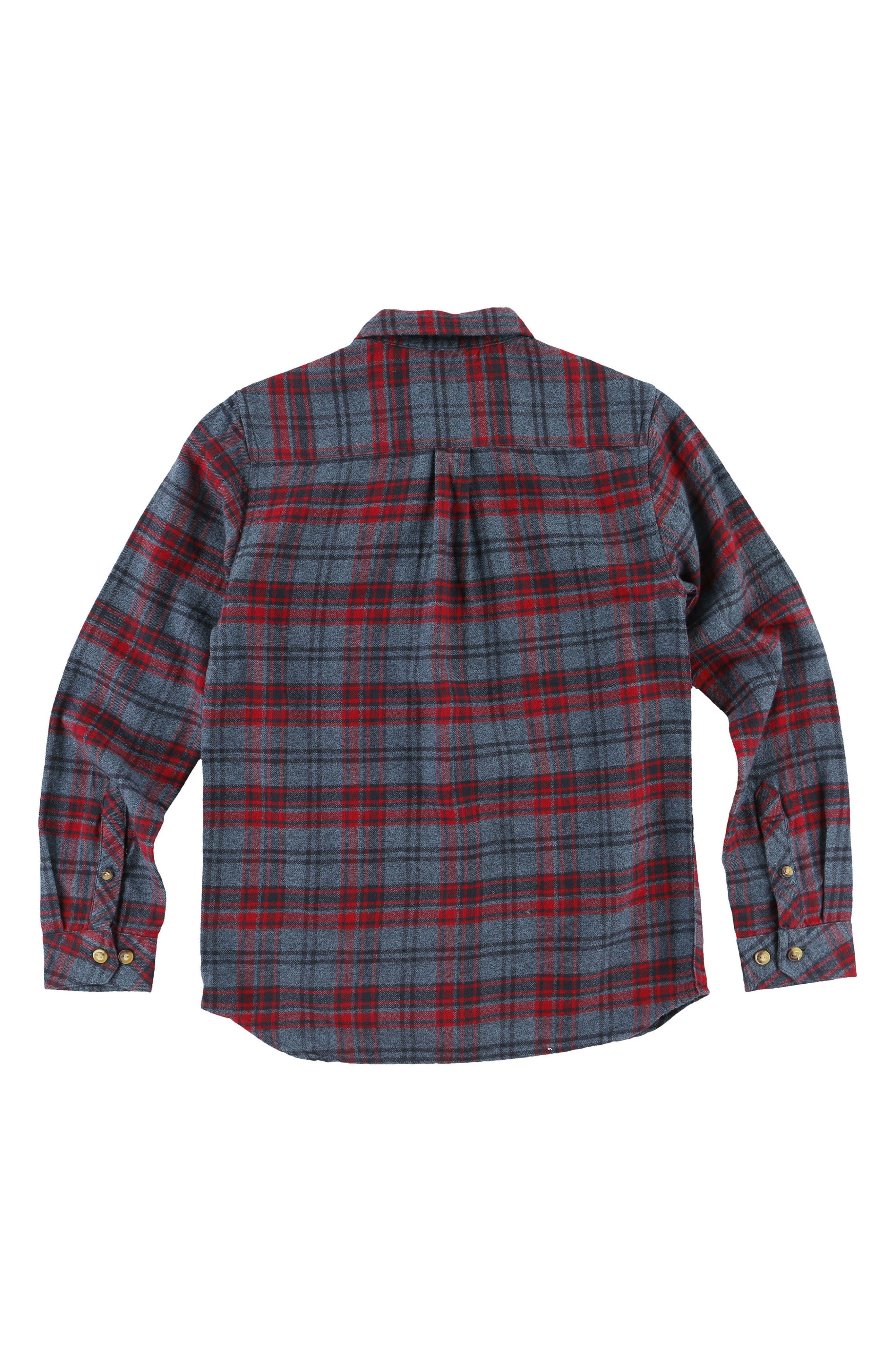 Redmond Flannel Shirt,                         Main,                         color, 615