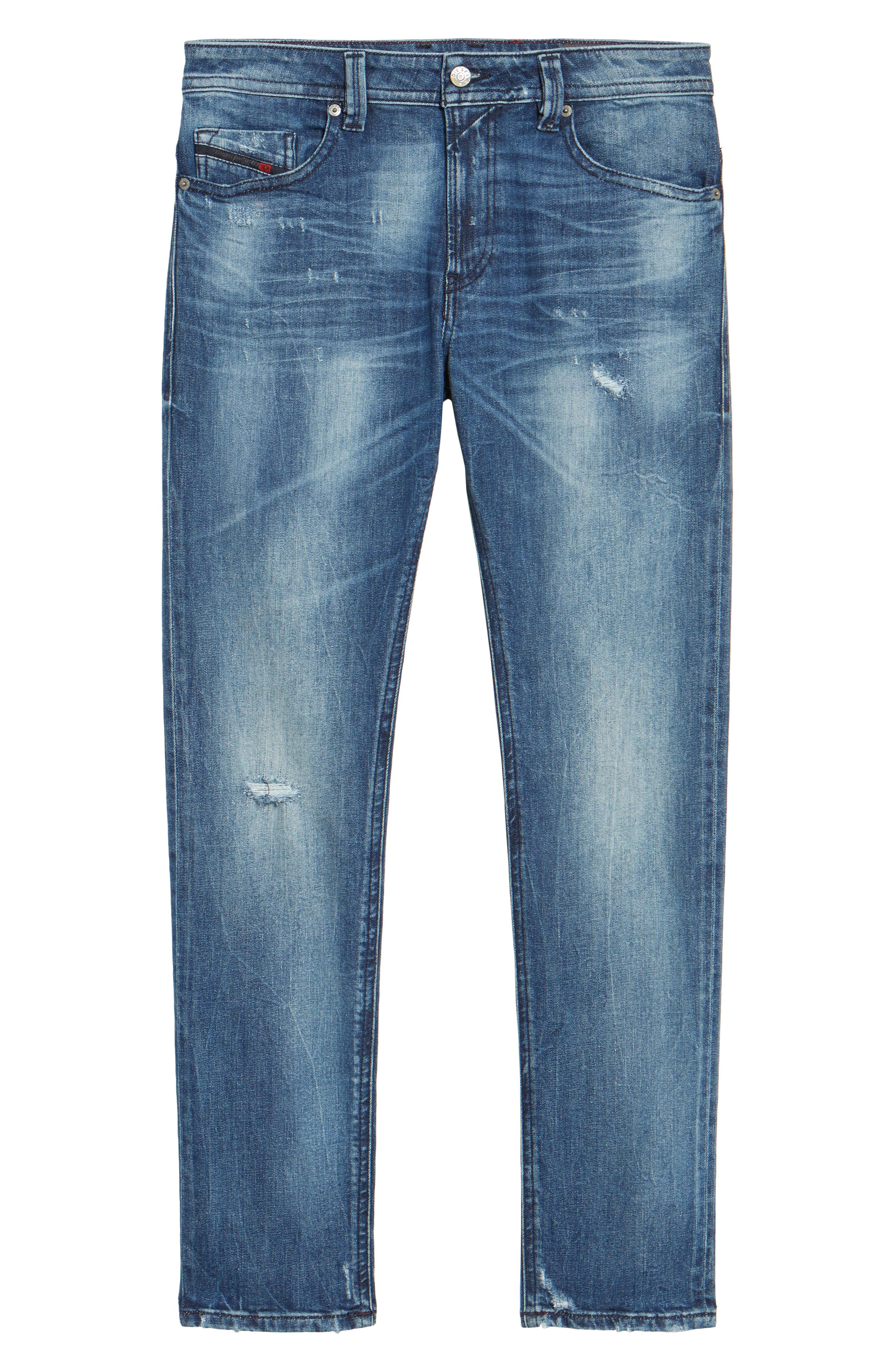 Thommer Slim Fit Jeans,                             Alternate thumbnail 6, color,