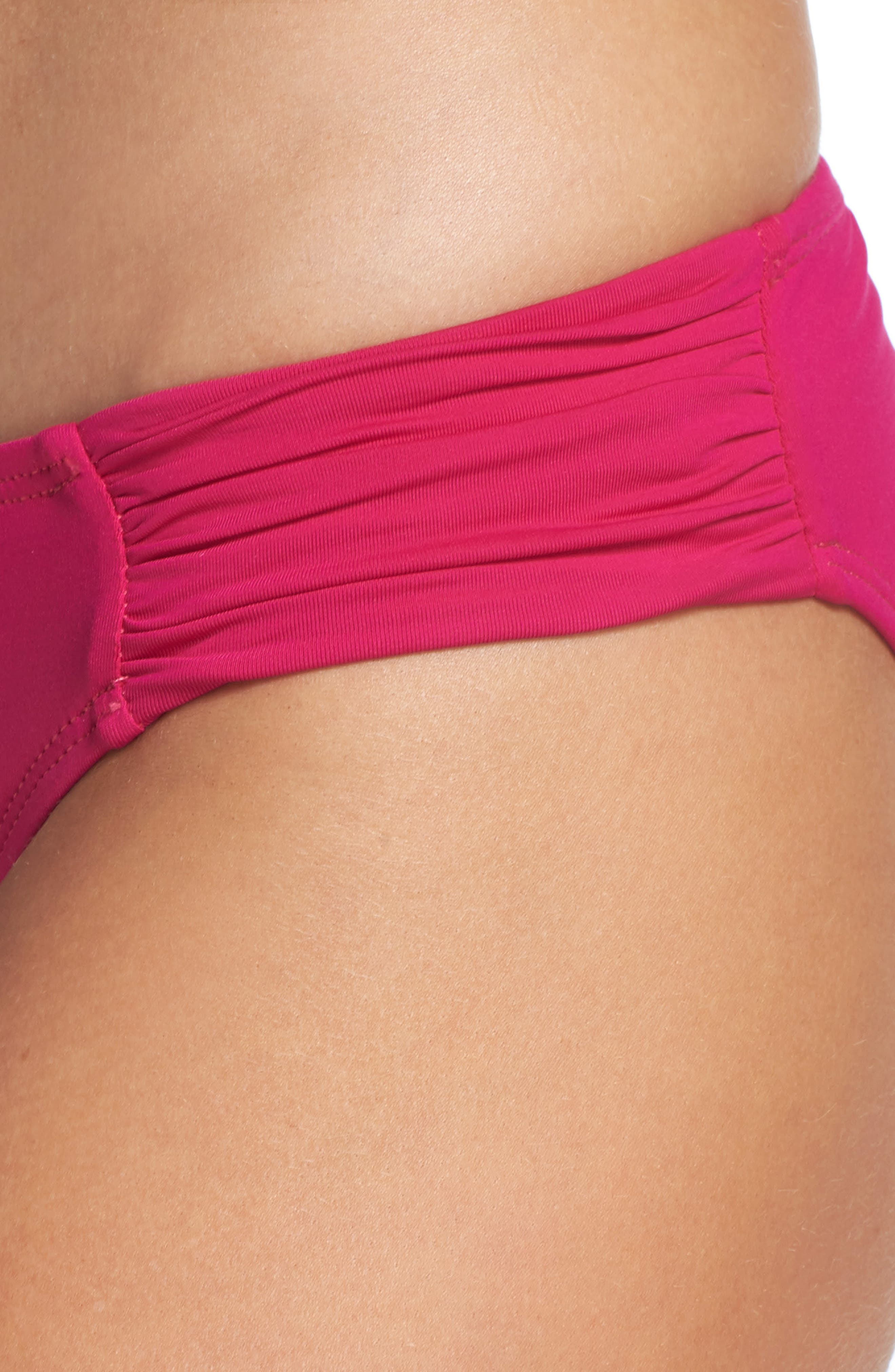 Island Goddess Hipster Bikini Bottoms,                             Alternate thumbnail 63, color,