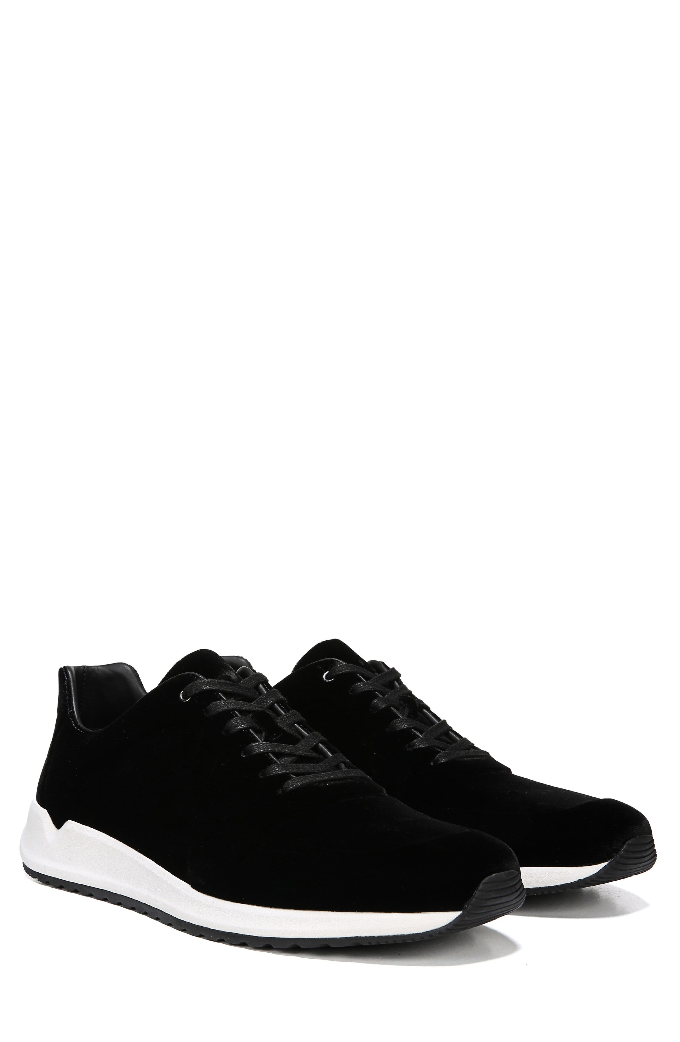 Garret Sneaker,                             Alternate thumbnail 9, color,                             BLACK