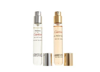 Cartier Fragrance gift with purchase