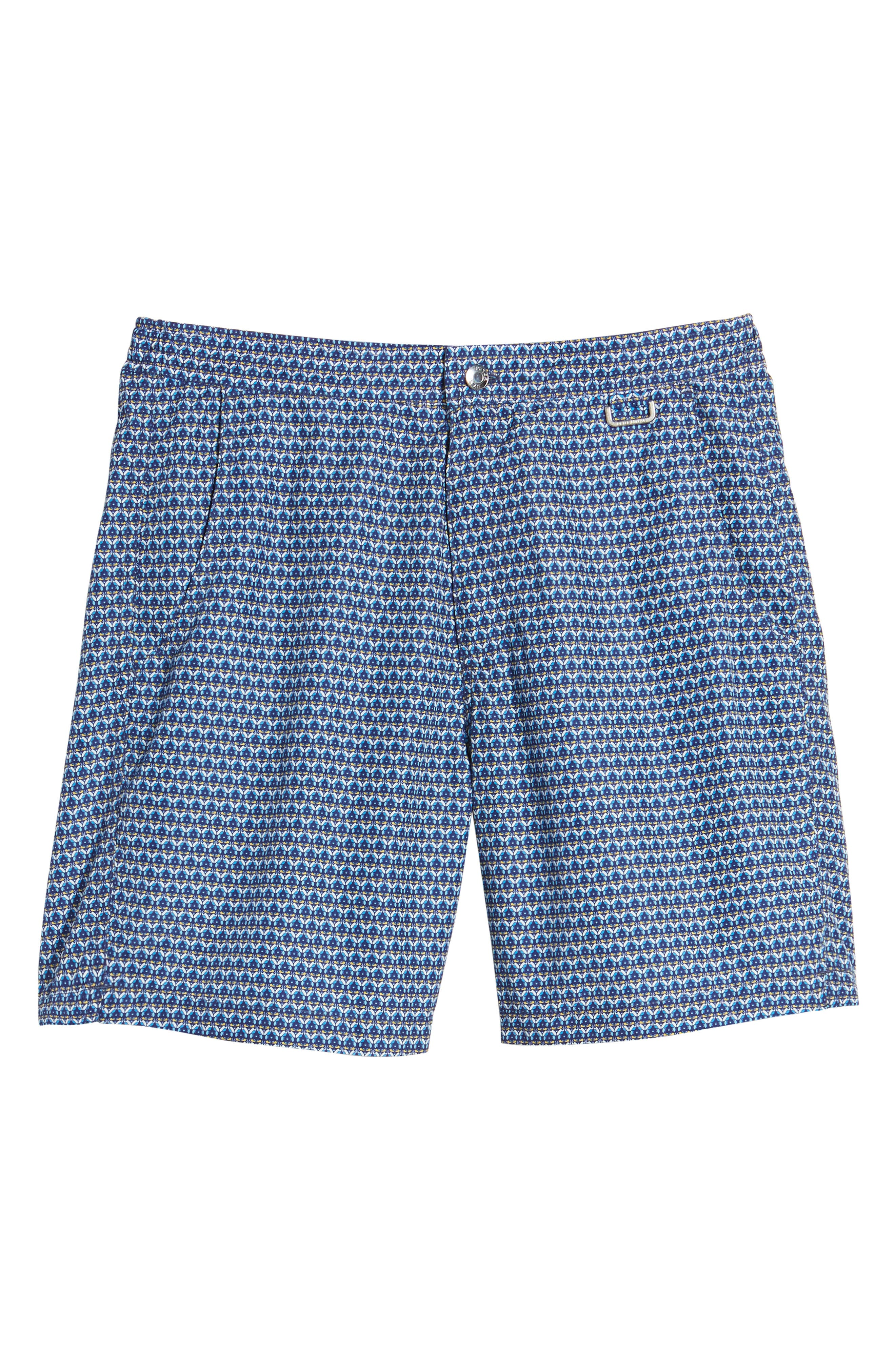 Peter Millar Two Can Too Swim Trunks,                             Alternate thumbnail 6, color,                             440