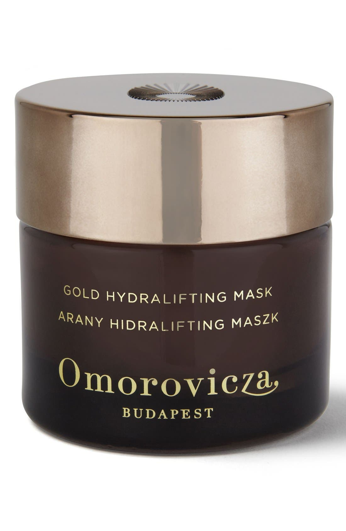 OMOROVICZA,                             Gold Hydralifting Mask,                             Main thumbnail 1, color,                             000