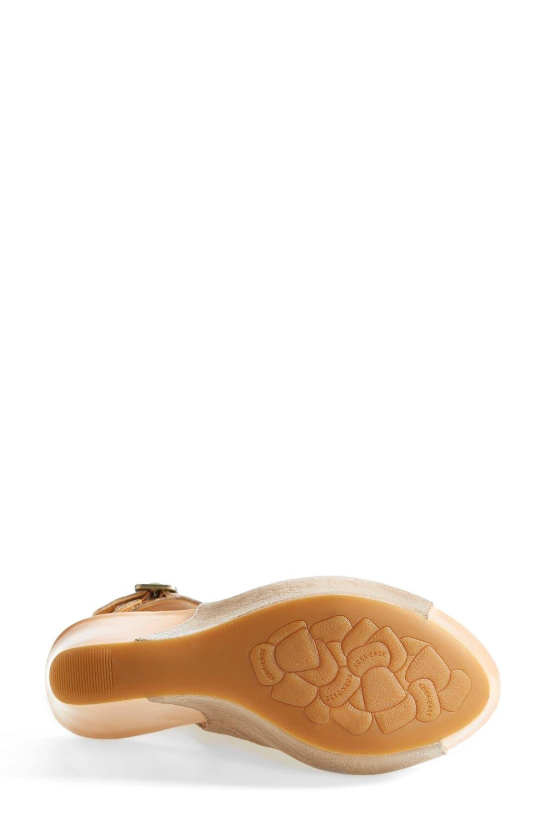 'Berit' Wedge Sandal,                             Alternate thumbnail 56, color,
