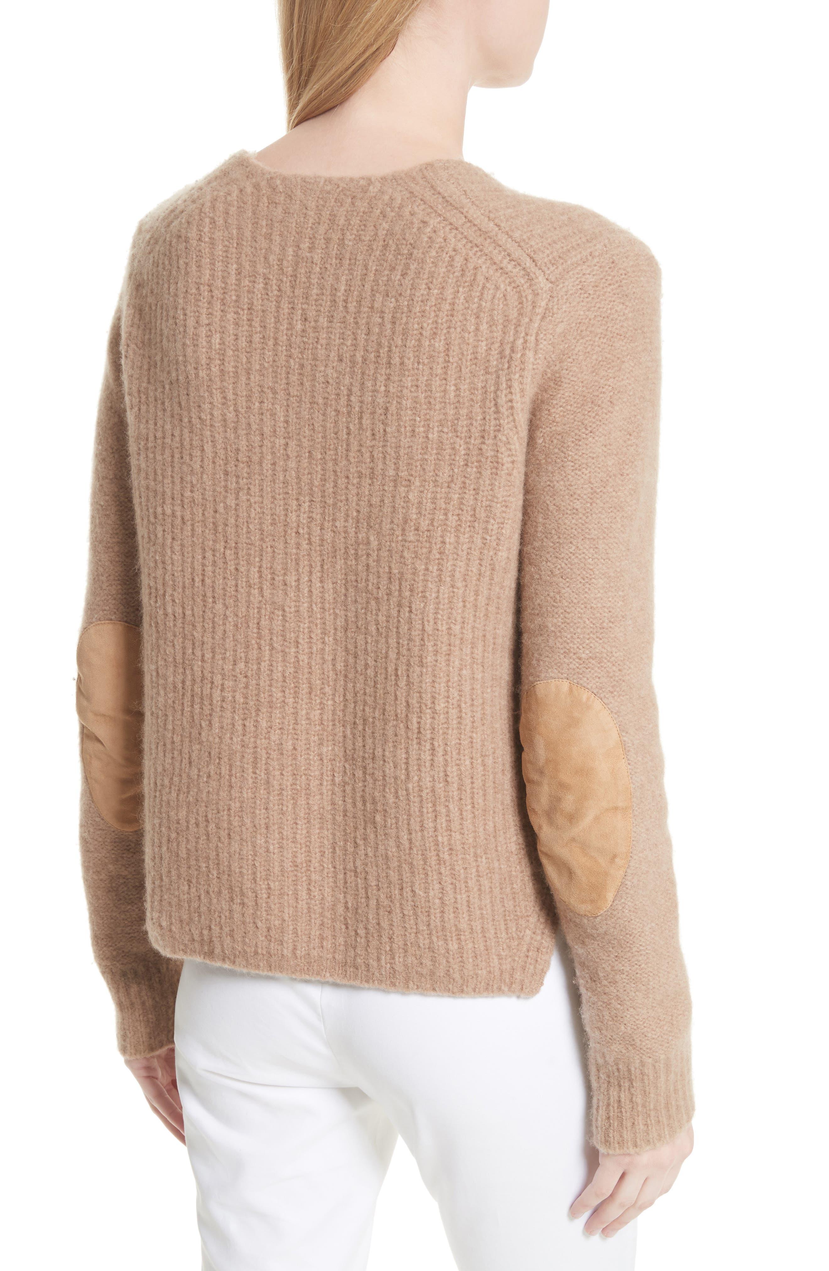 Francie Merino Wool Blend Sweater,                             Alternate thumbnail 2, color,                             230