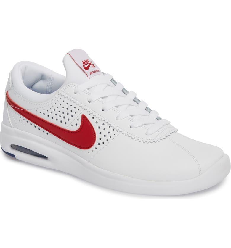 44dac739cda Nike SB Air Max Bruin Vapor Skateboarding Sneaker (Men)
