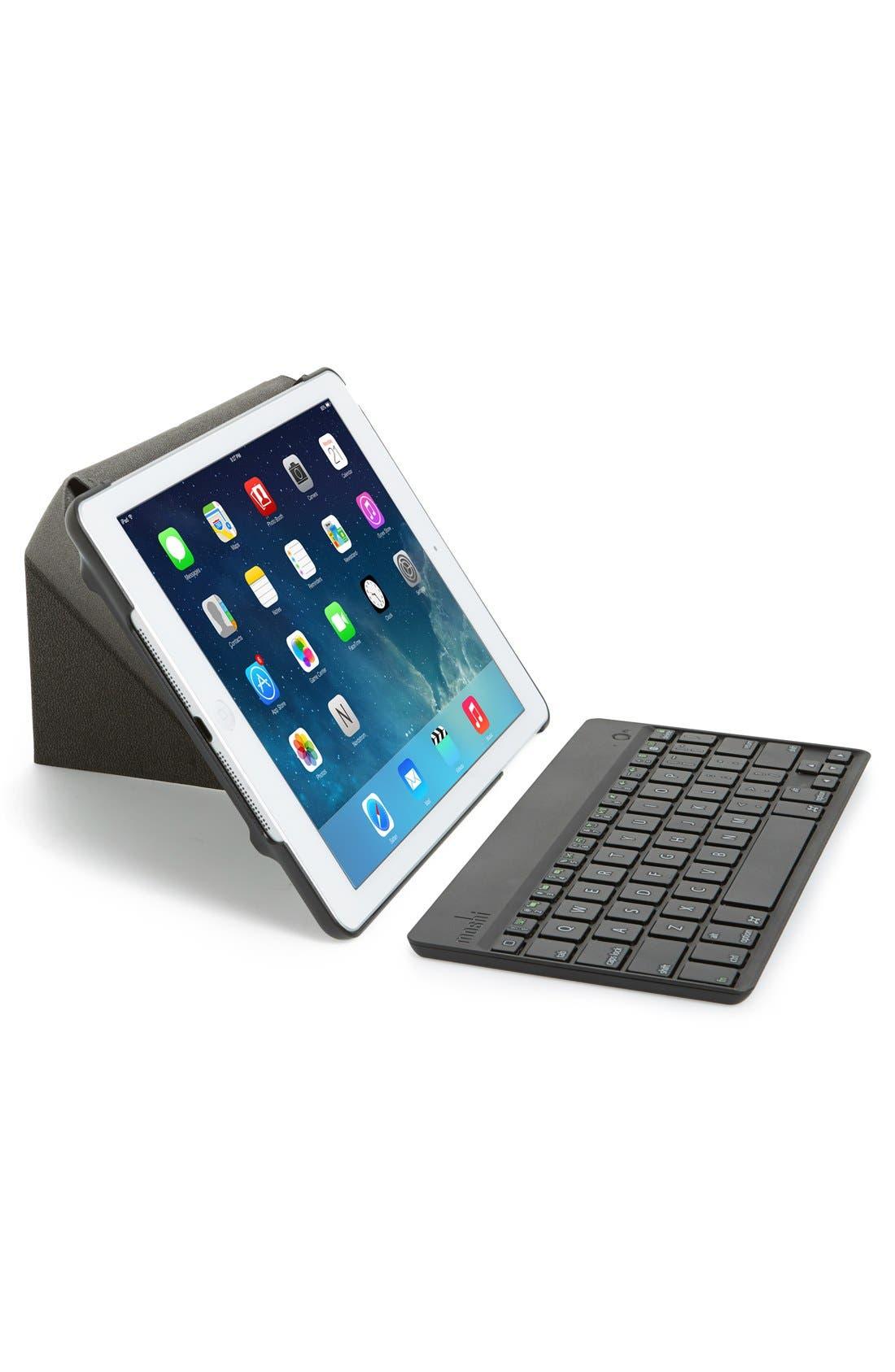 'VersaKeyboard' iPad Air Keyboard & Cover,                             Main thumbnail 1, color,                             001