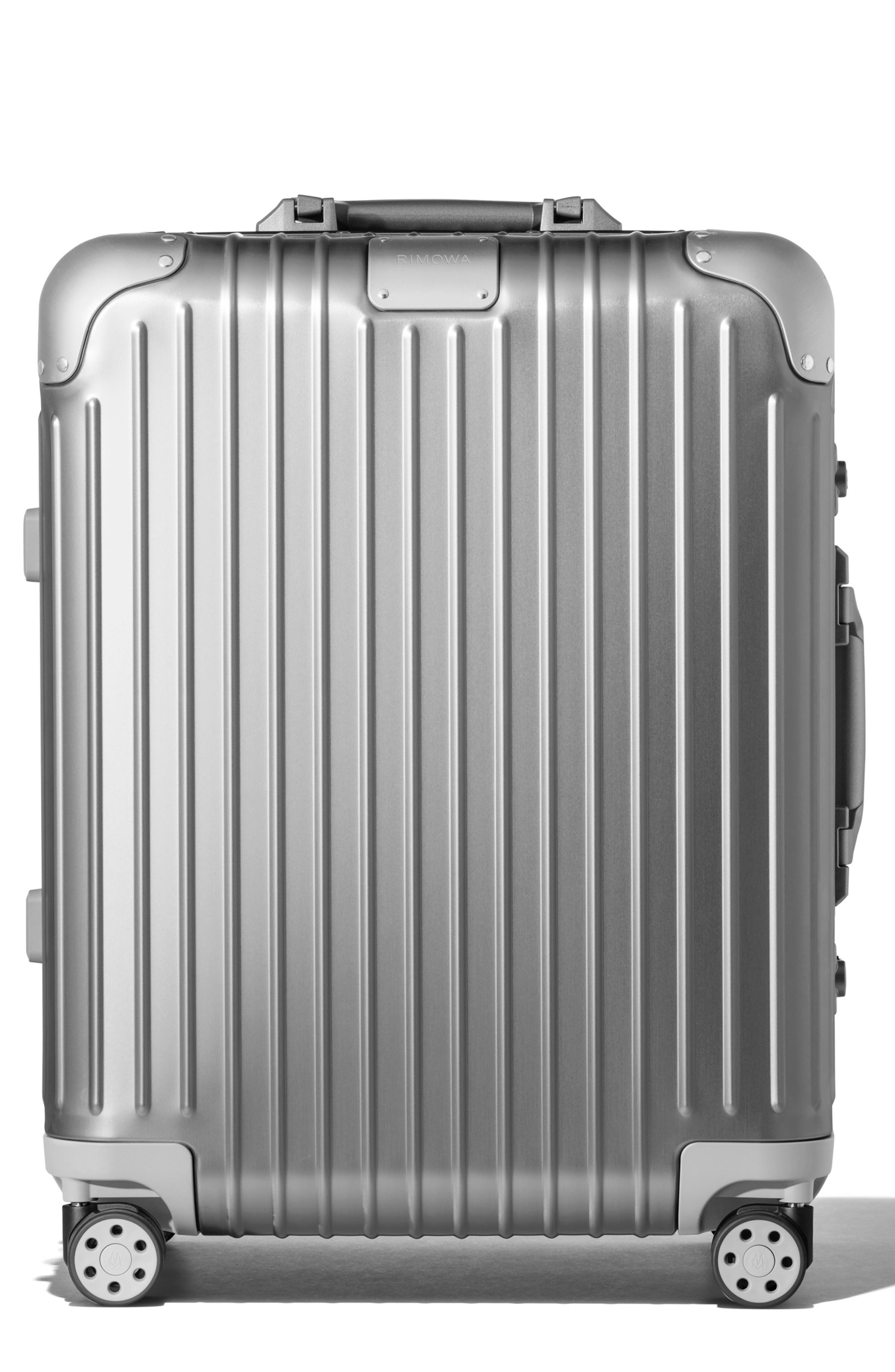 Original Cabin Plus 23-Inch Packing Case,                             Main thumbnail 1, color,                             SILVER